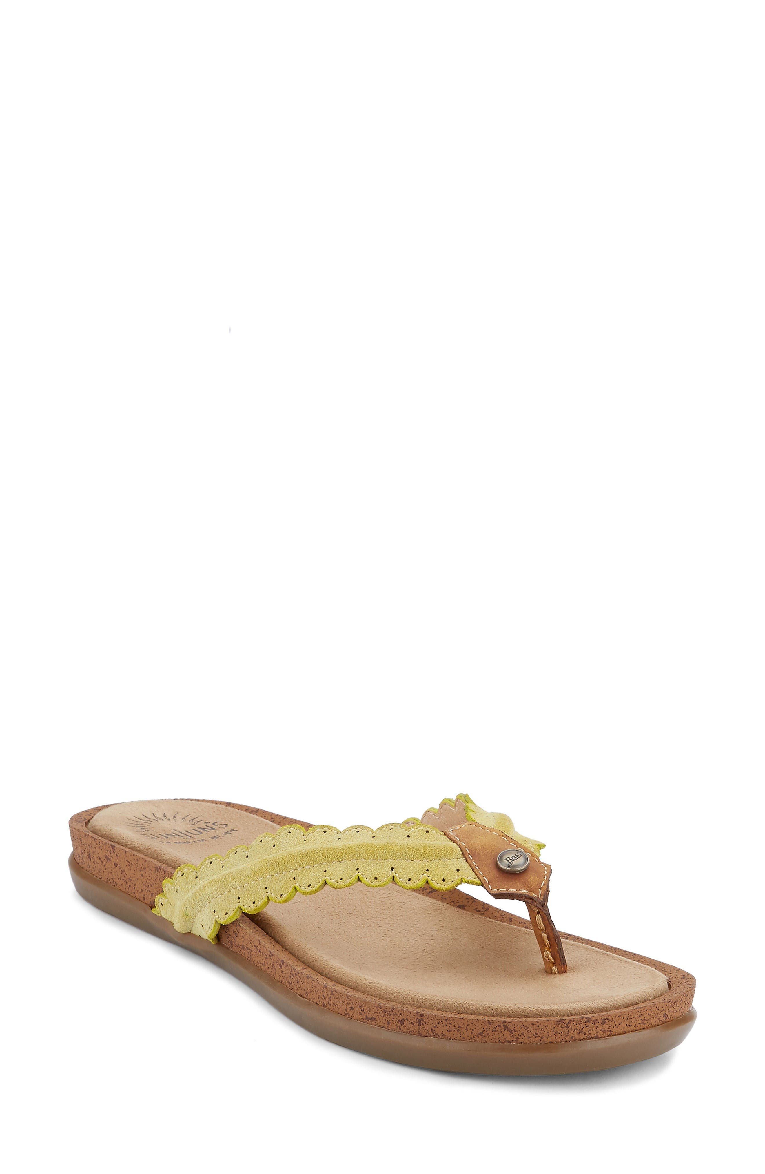 Alternate Image 1 Selected - G.H. Bass and Co. Samantha Thong Sandal (Women)