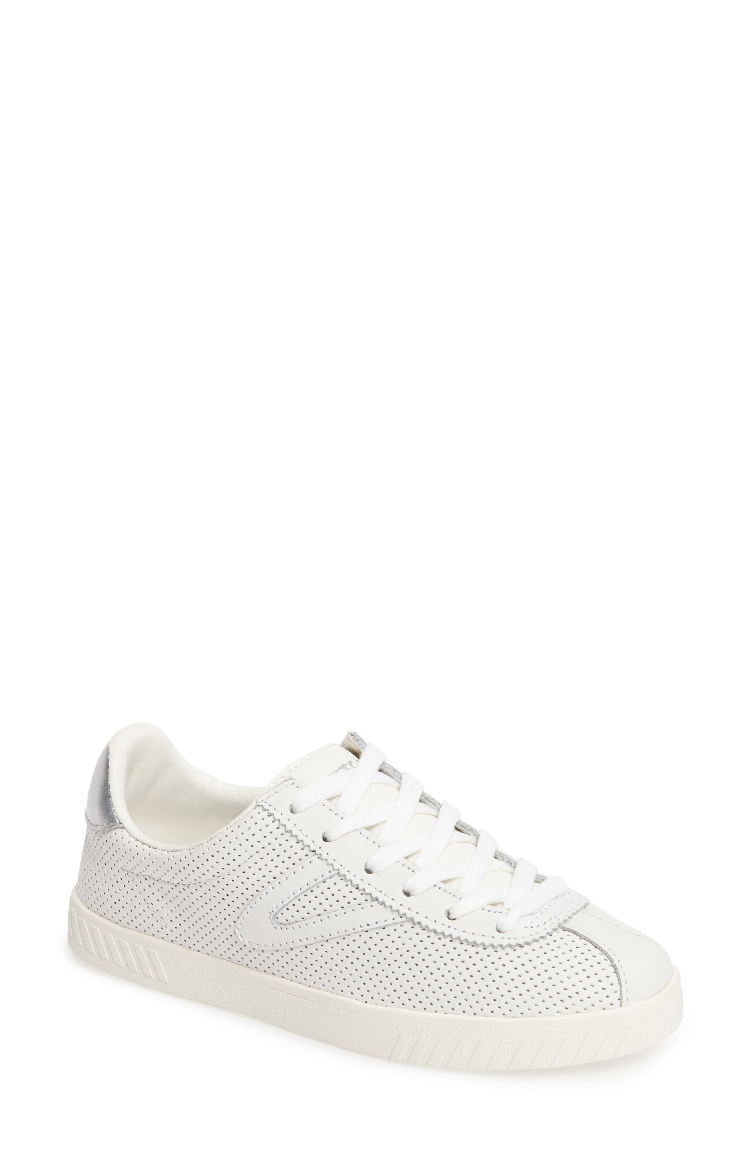 Camden 2 Sneaker,                         Main,                         color, White/ White/ Silver