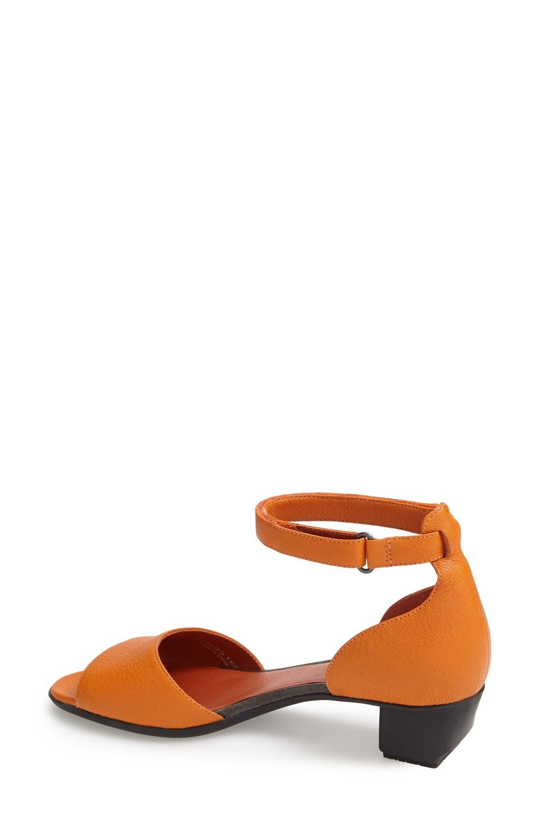 Alternate Image 2  - Camper 'Beth' Ankle Strap Sandal (Women)