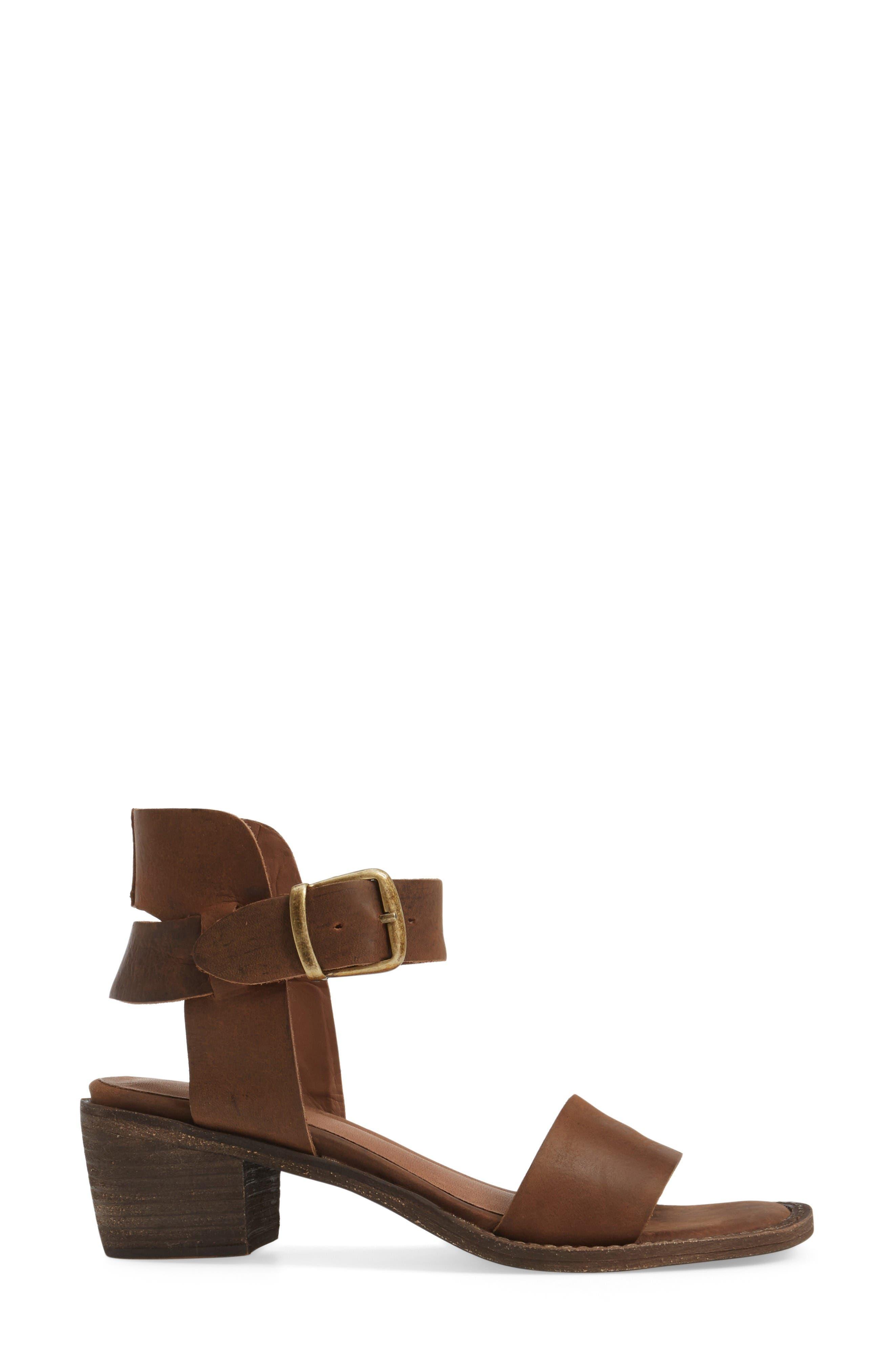 Alternate Image 3  - Chocolat Blu Arcadia Block Heel Sandal (Women)