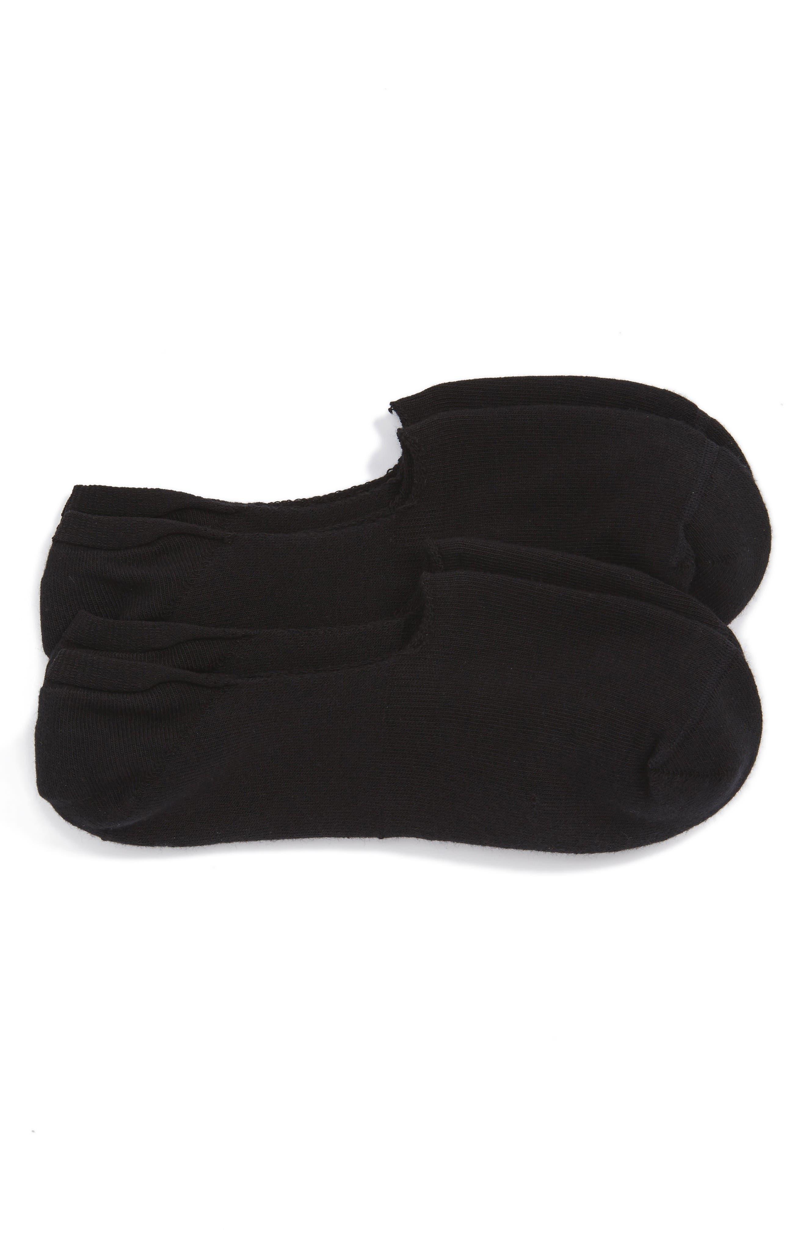 Nordstrom Men's Shop 2-Pack Everyday Liner Socks (3 for $30)
