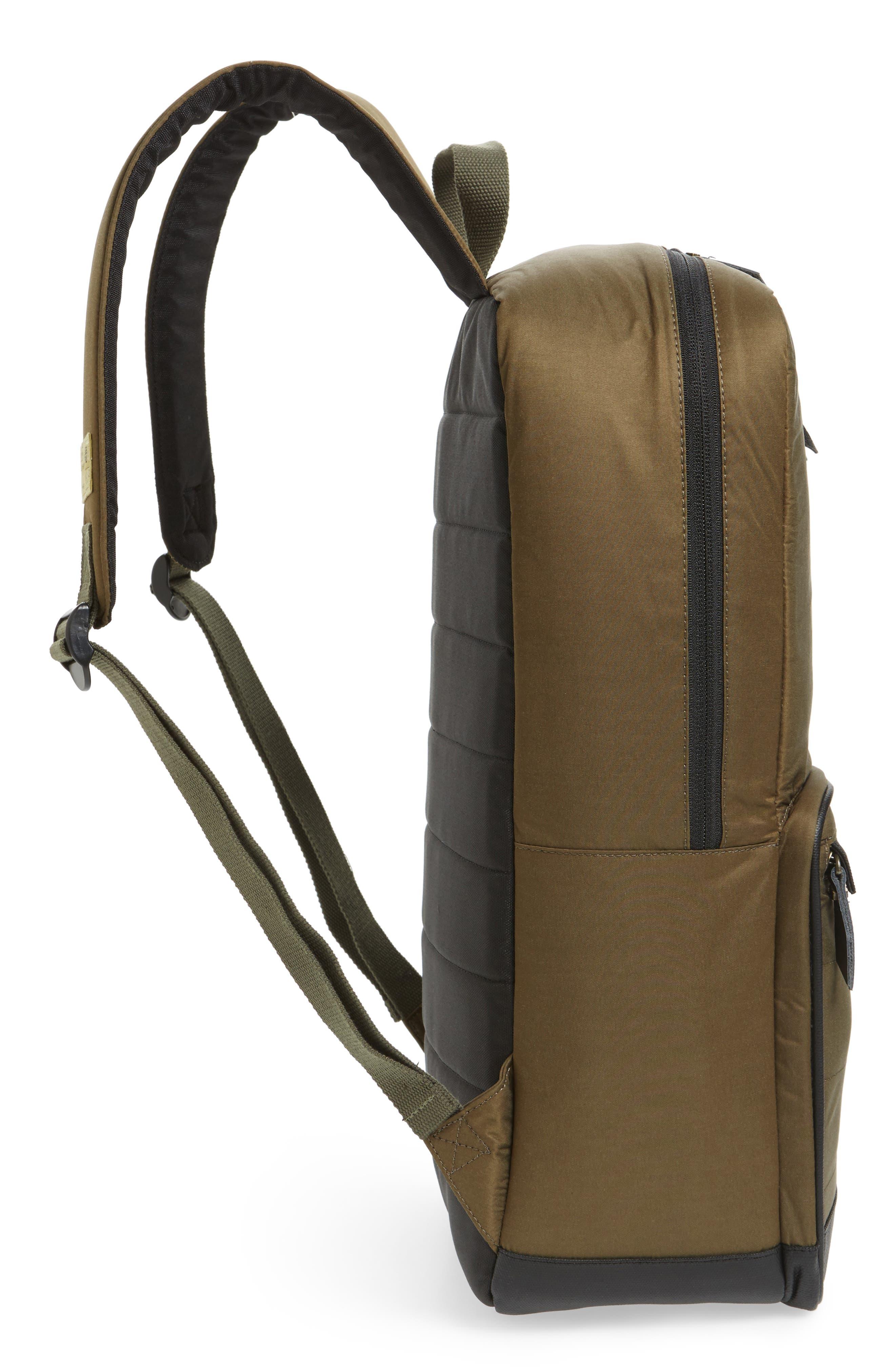 Alternate Image 5  - HEX Radar Origin Water Resistant Commuter/Travel Laptop Backpack