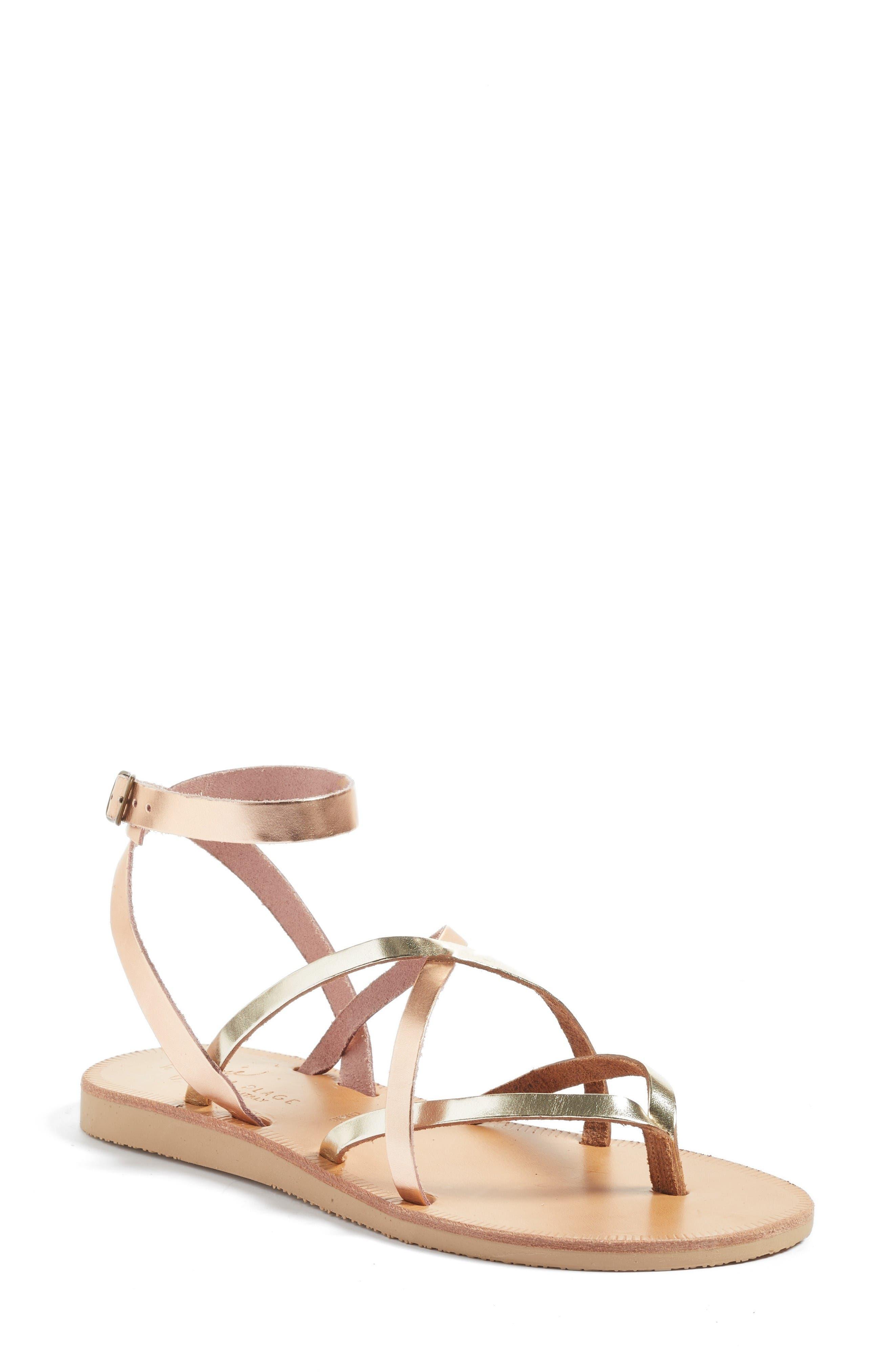 Alternate Image 1 Selected - Joie 'Oda' Flat Sandal (Women)
