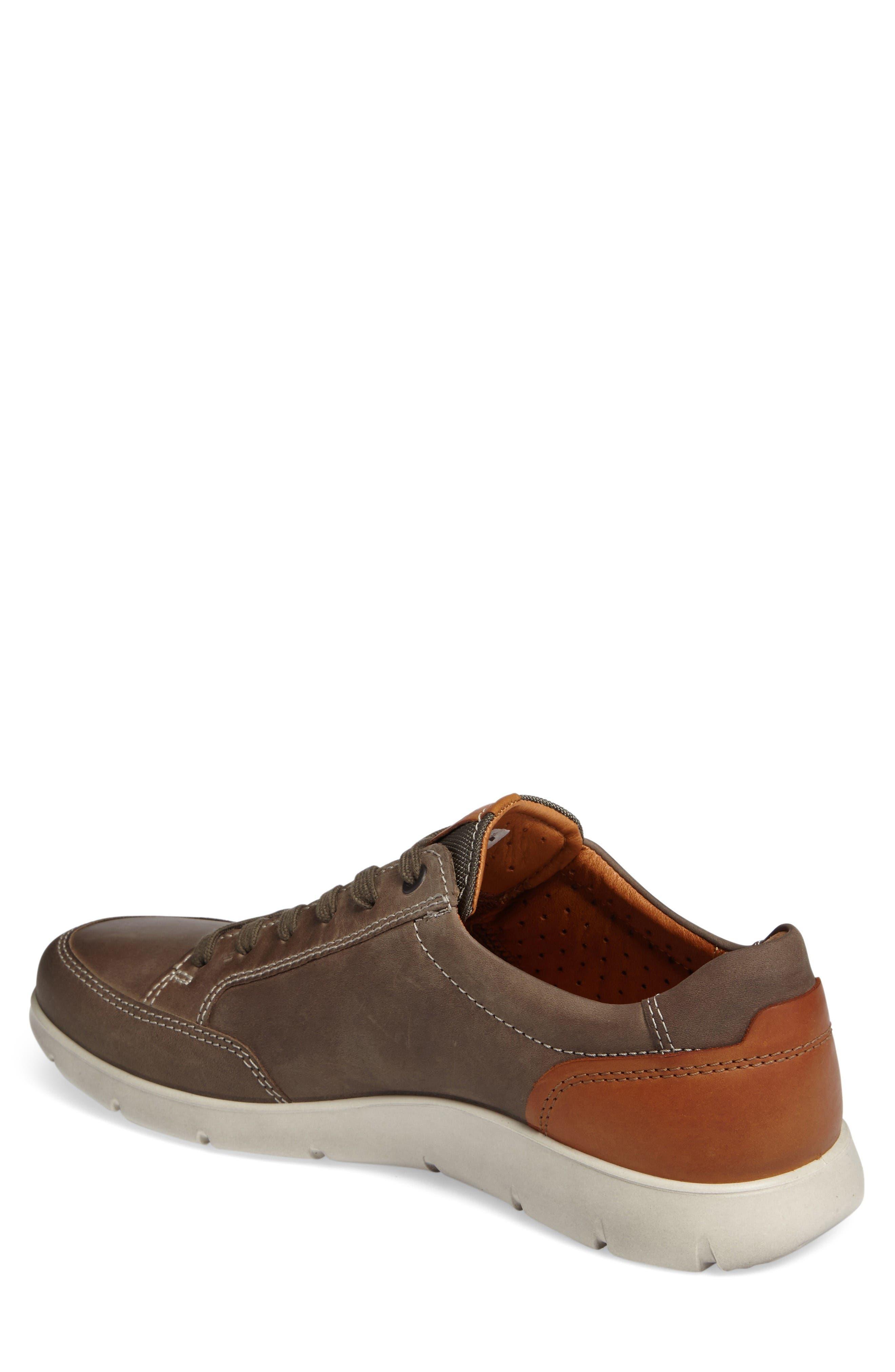 Alternate Image 2  - ECCO Iowa Neo Sneaker (Men)