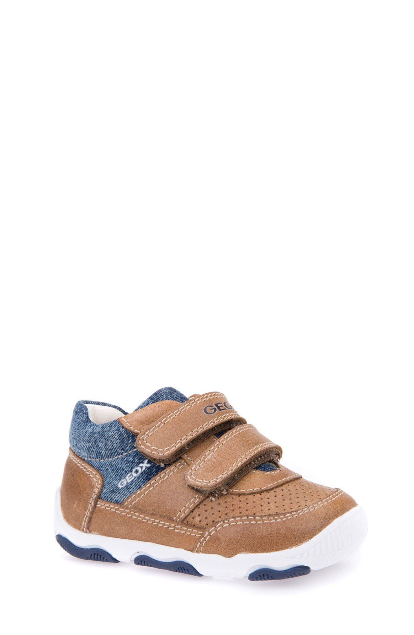 Geox'Balu' Sneaker (Baby, Walker & Toddler)