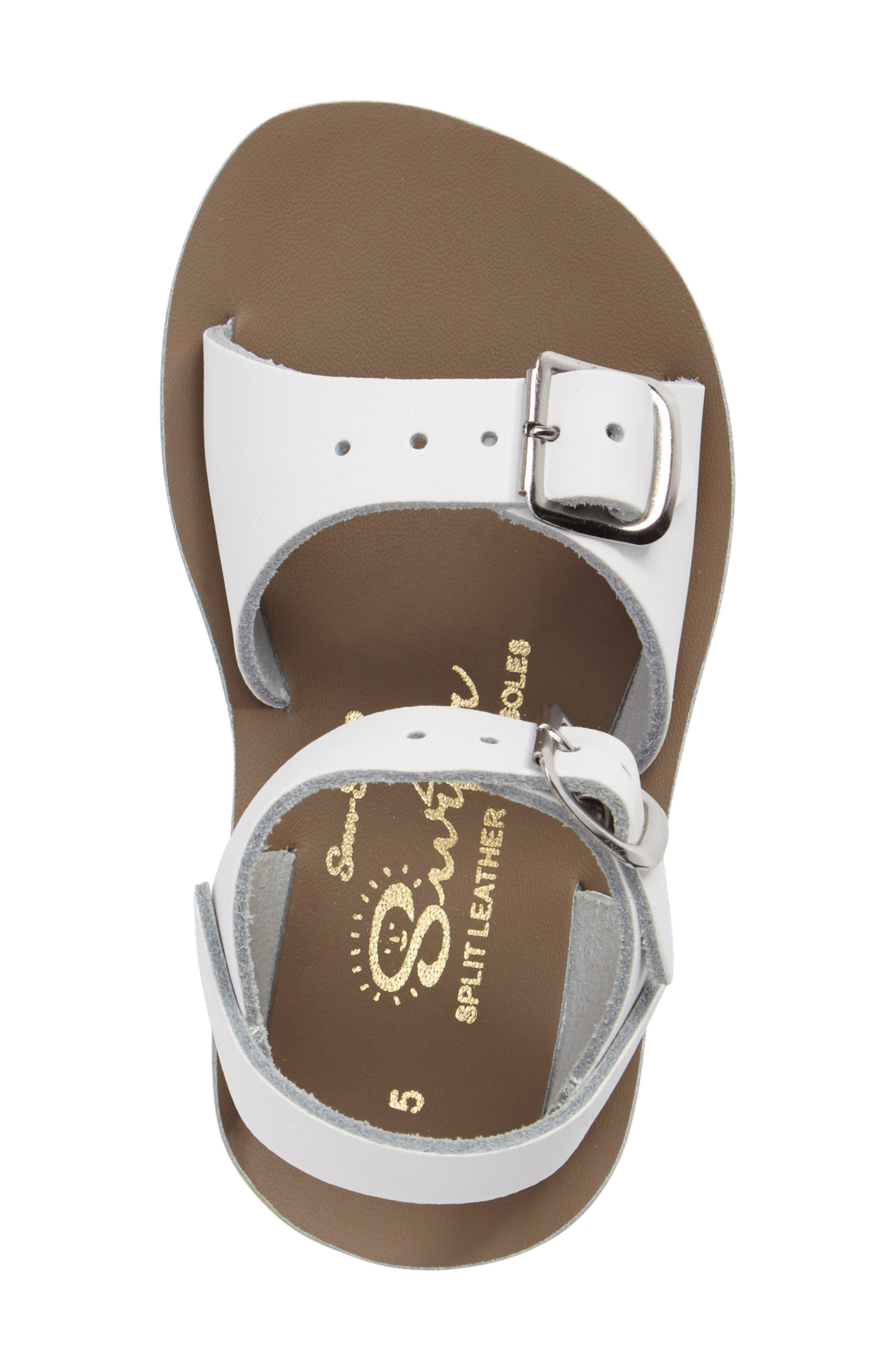 Alternate Image 7  - Salt Water Sandals by Hoy 'Surfer' Sandal (Baby, Walker, Toddler & Little Kid)