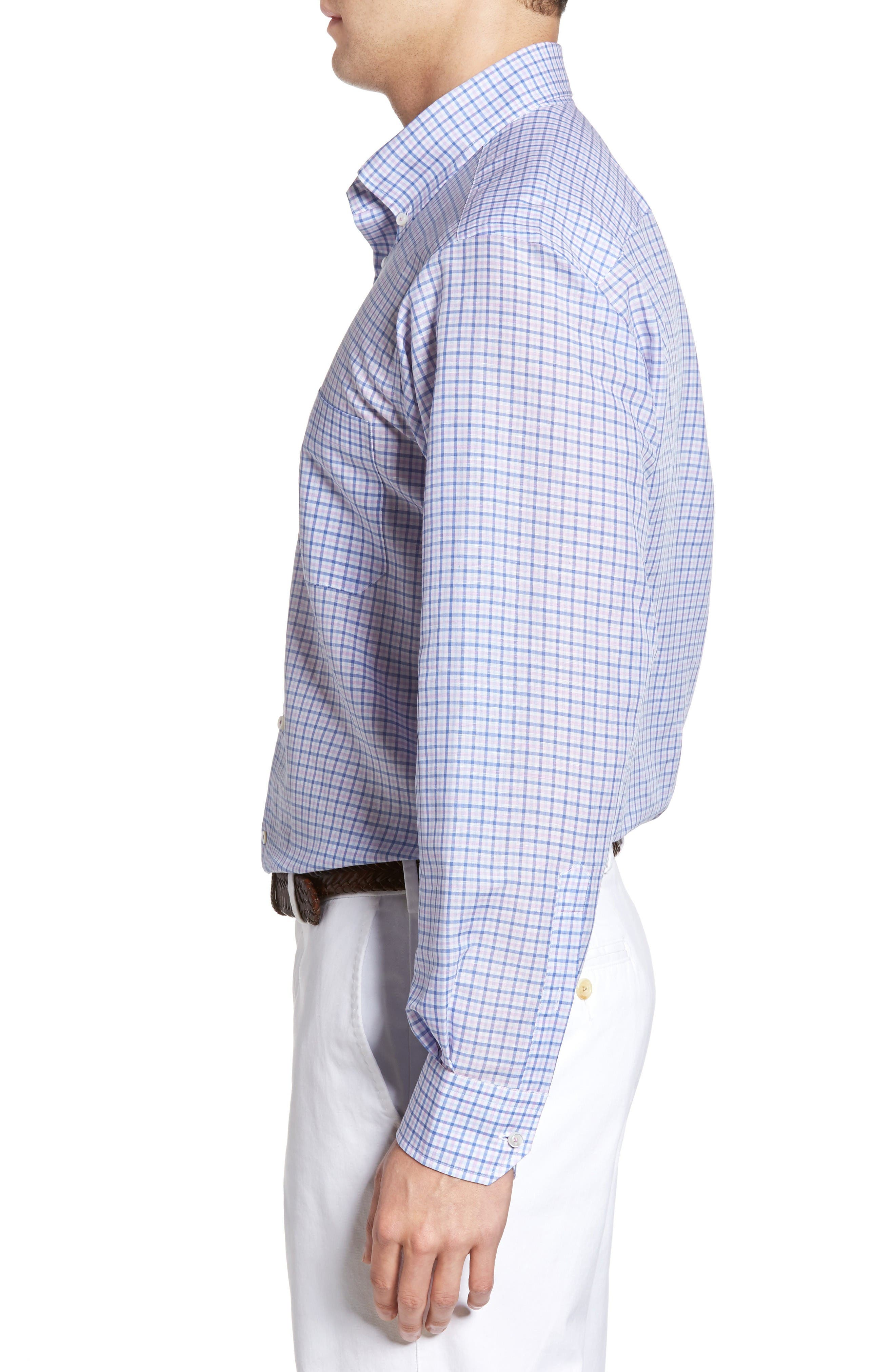 Alternate Image 3  - Robert Talbott Estate Classic Fit Sport Shirt