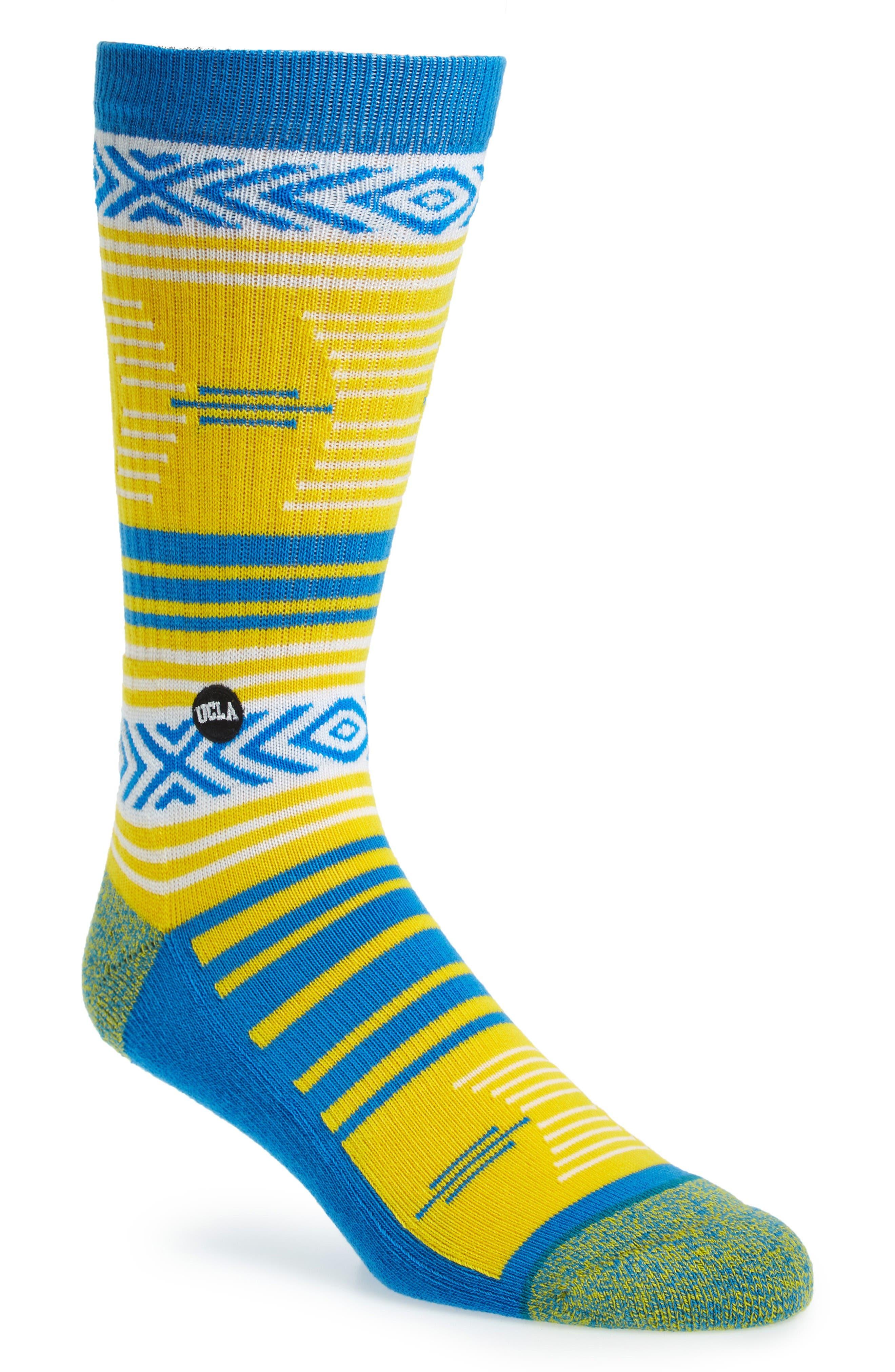 Stance Mazed UCLA Bruins Socks