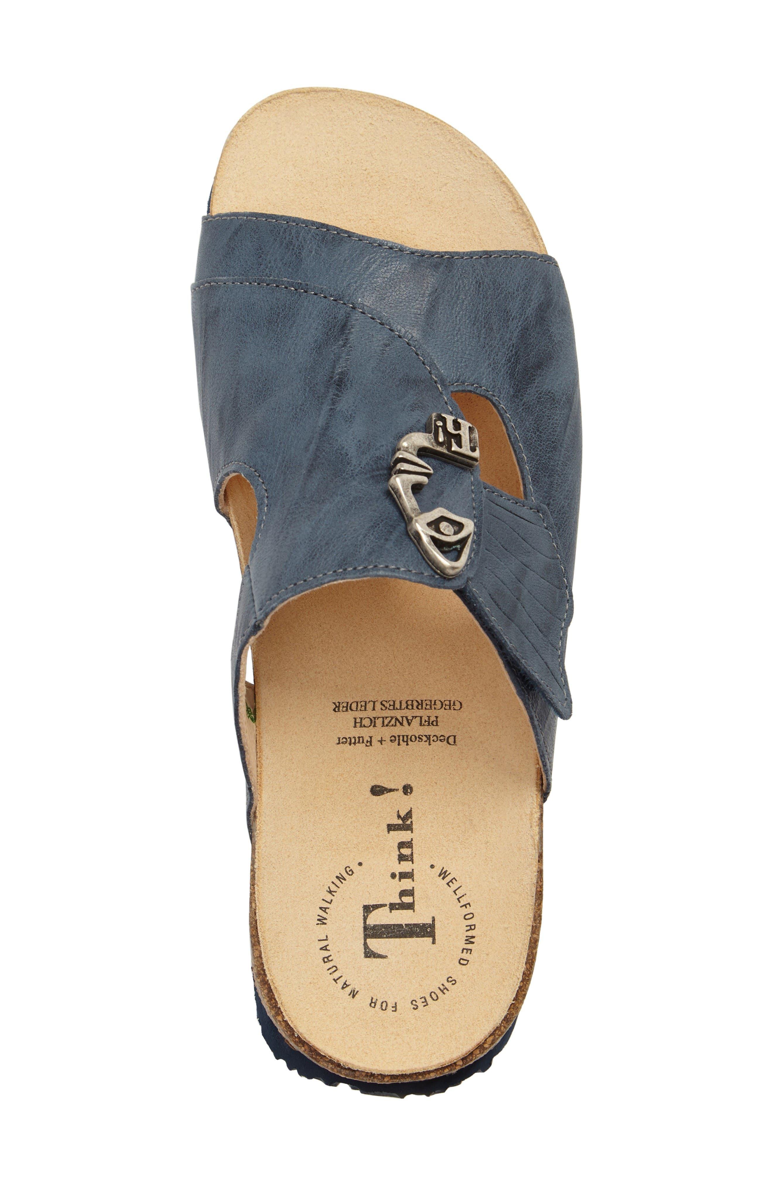 Alternate Image 5  - Think! 'Mizzi with Face' Sandal