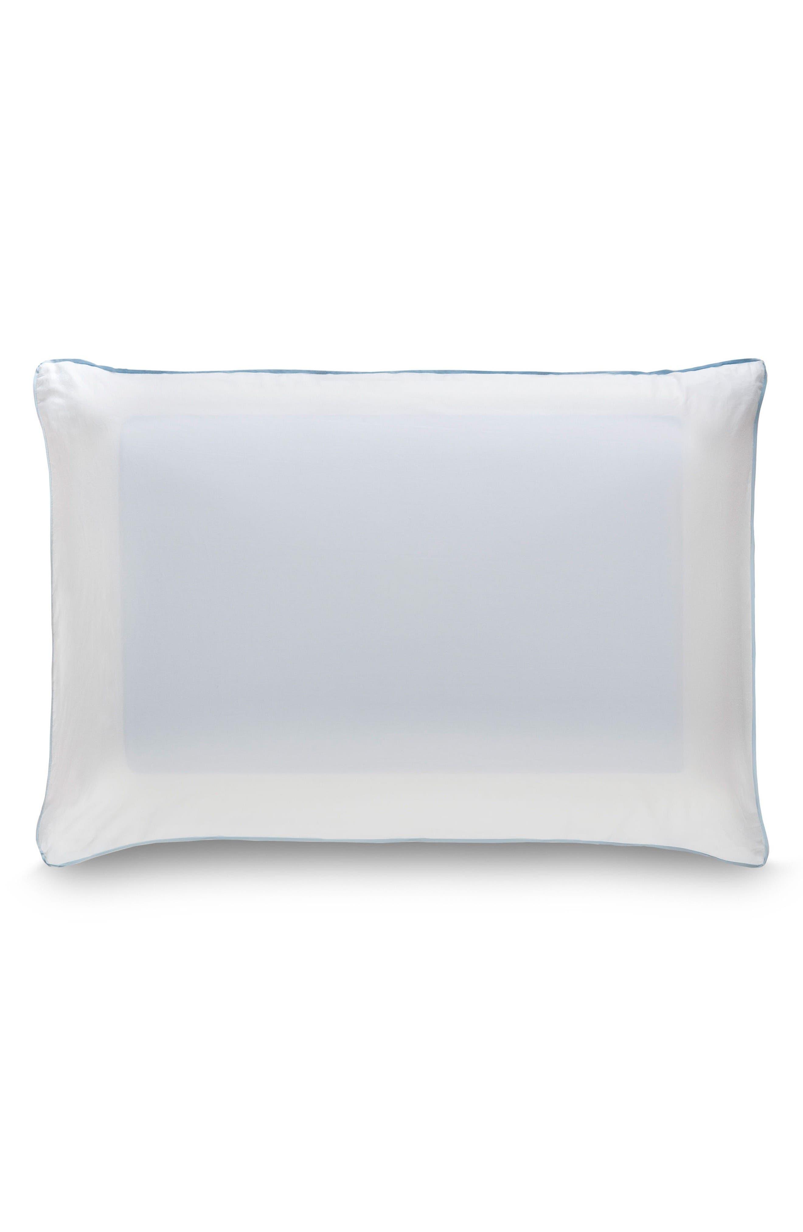 TEMPUR-Cloud Breeze Dual Cooling Queen Pillow,                             Alternate thumbnail 2, color,                             White