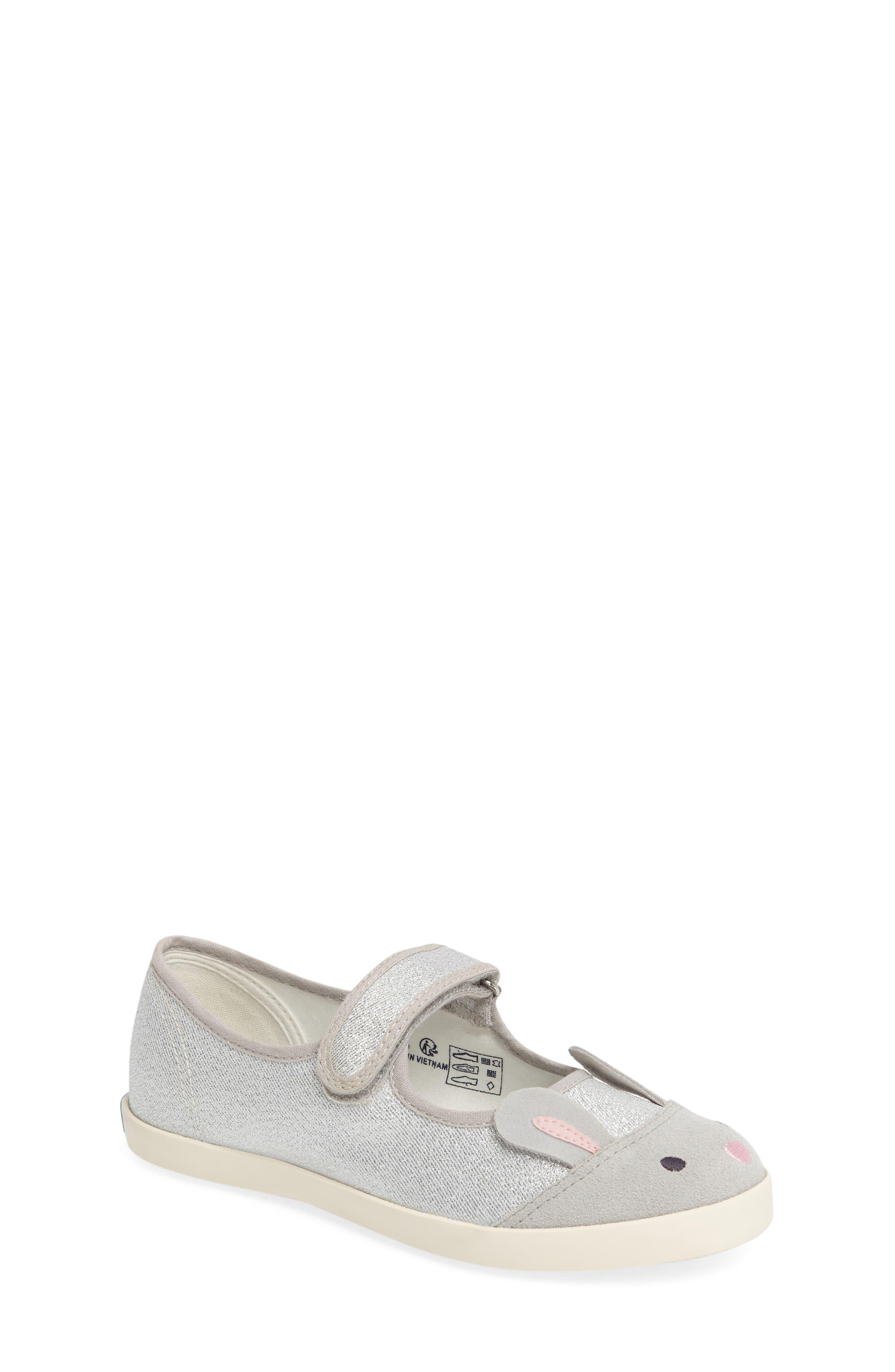 Mini Boden Mary Jane Sneaker (Toddler, Little Kid & Big Kid)