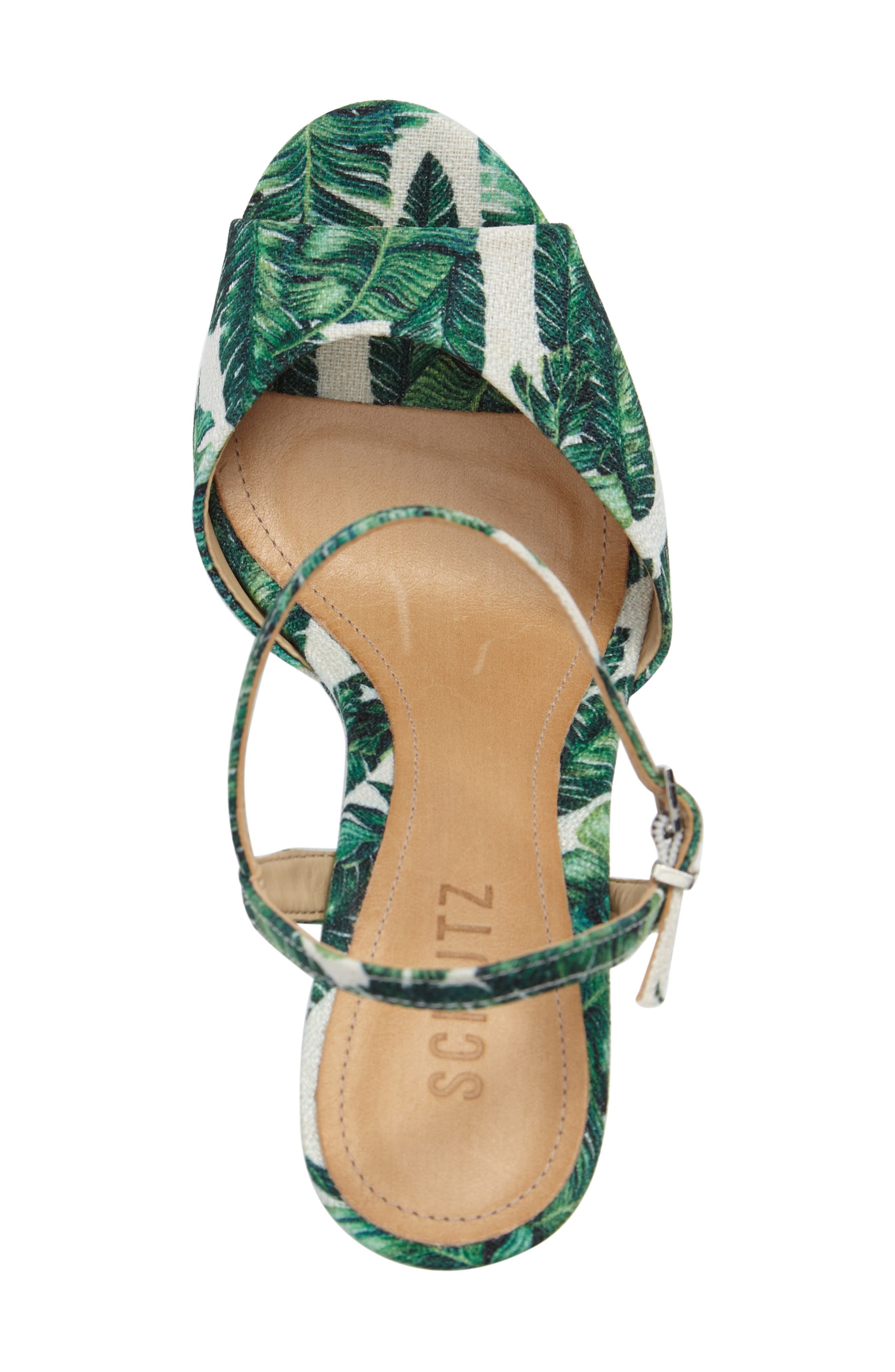Alternate Image 5  - Schutz Patrycia Wedge Sandal (Women)
