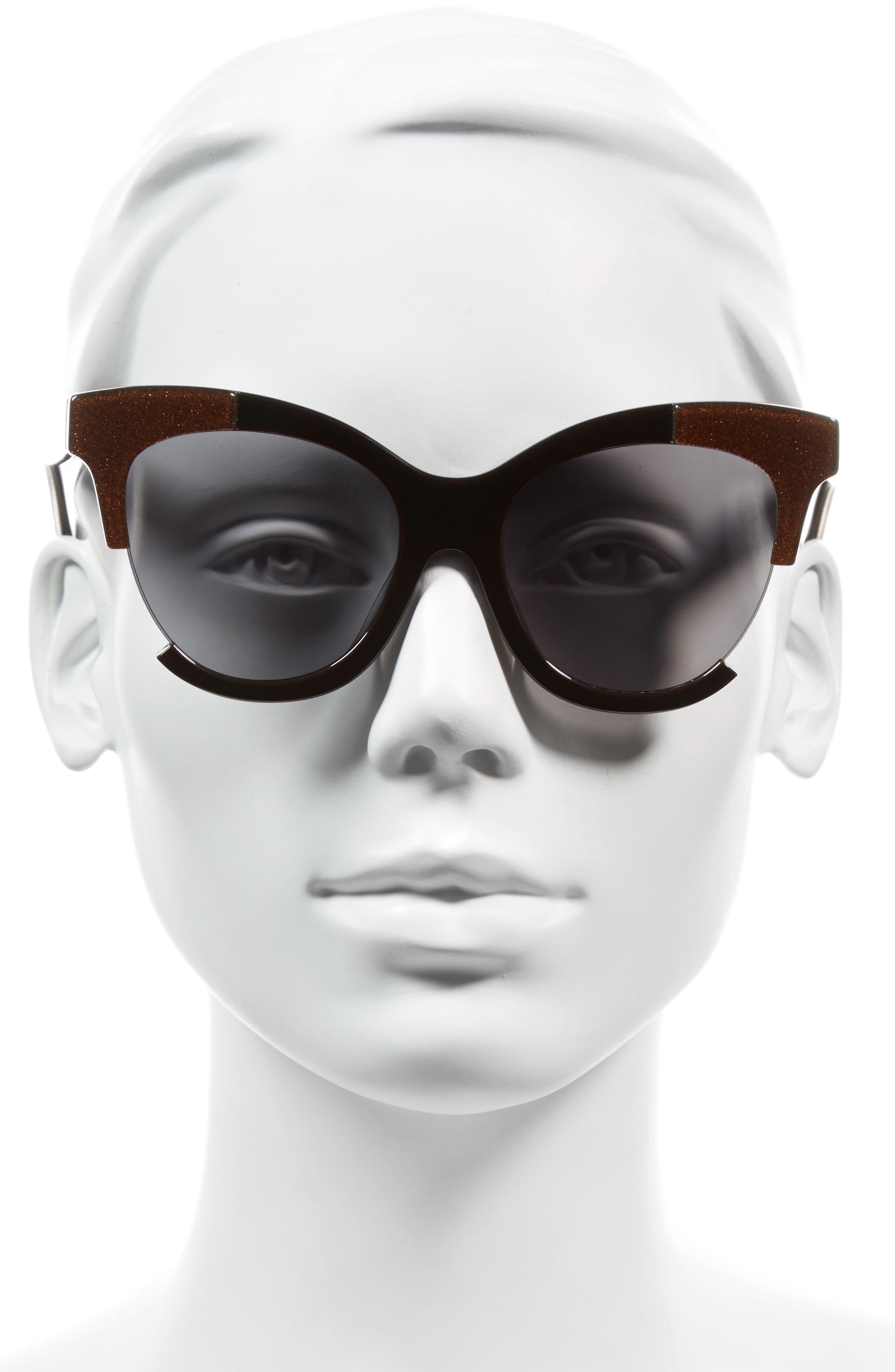 Alternate Image 2  - Vow London Blaize 51mm Sunglasses
