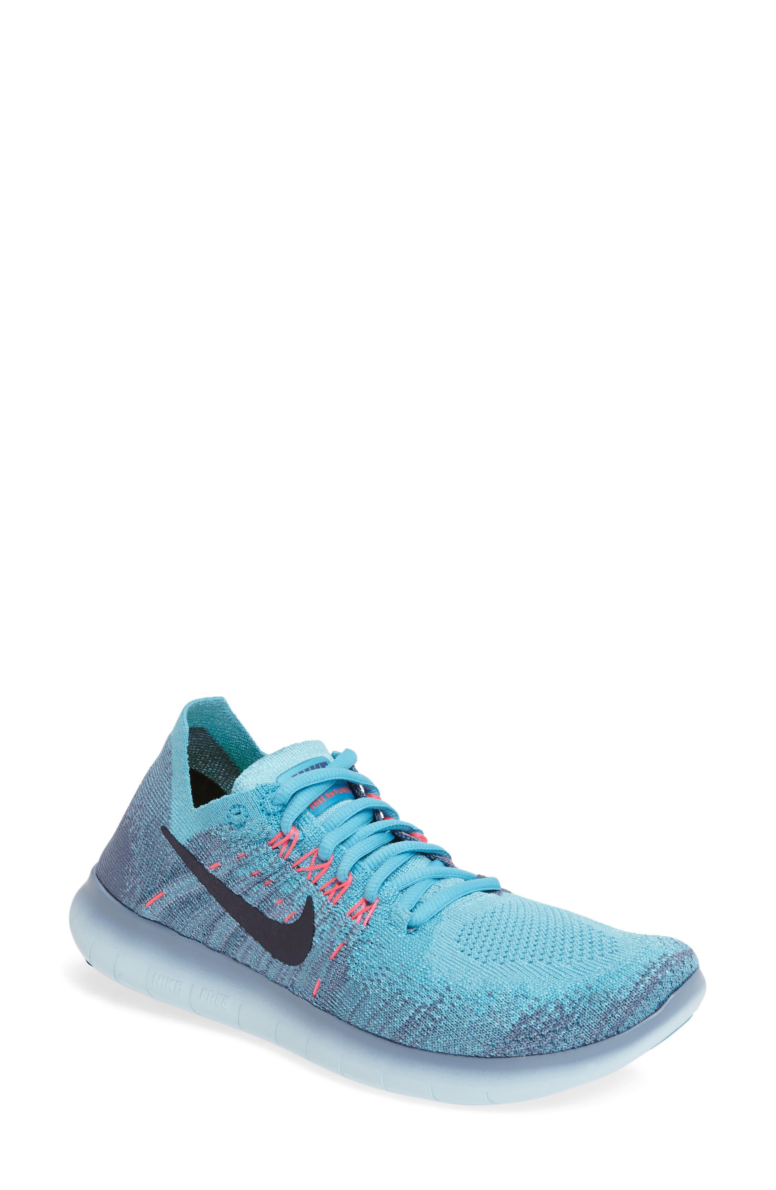 Nike Free RN Flyknit 2 Running Shoe (Women)