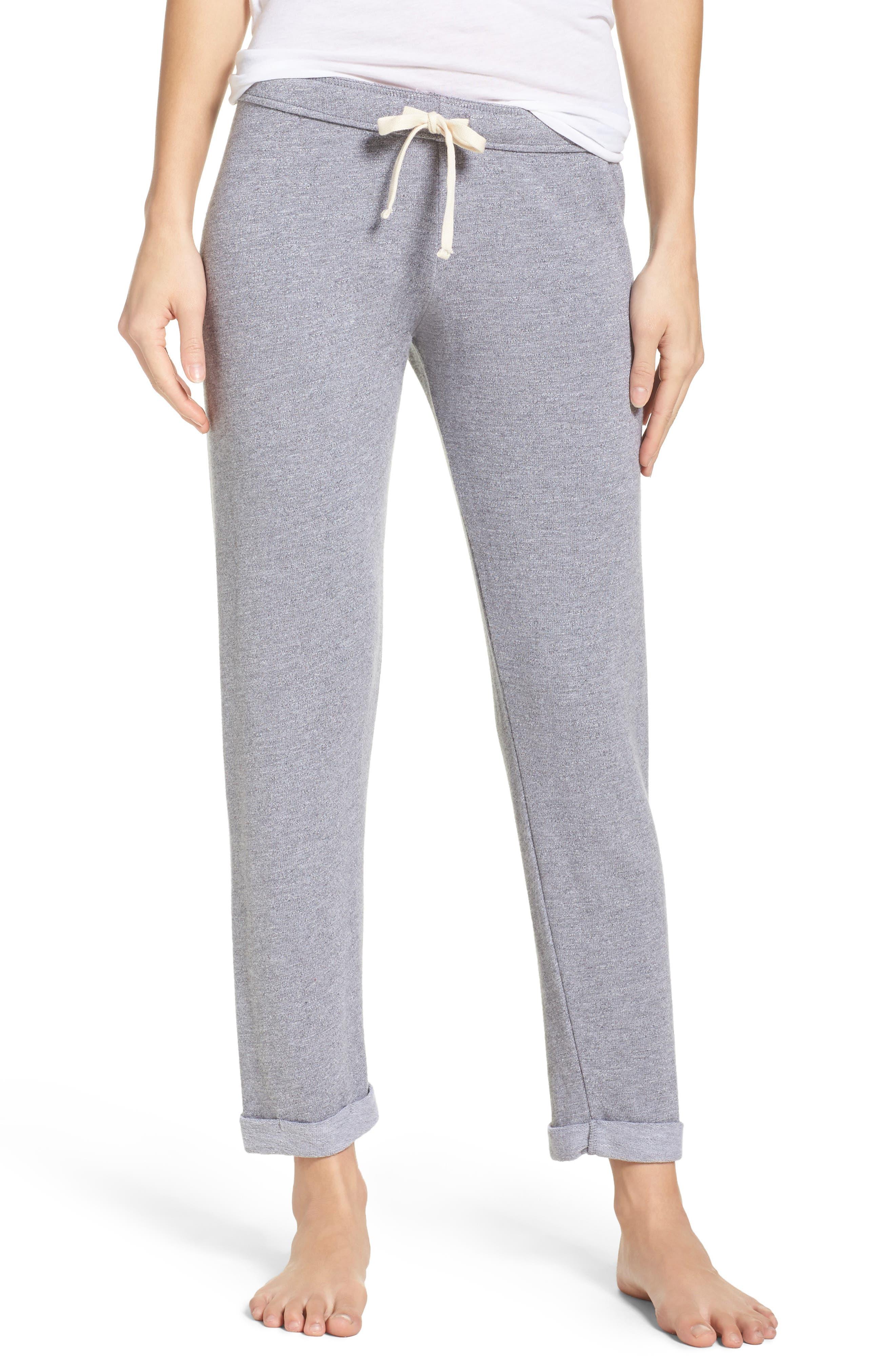 Alternate Image 1 Selected - Monrow Boyfriend Lounge Sweatpants