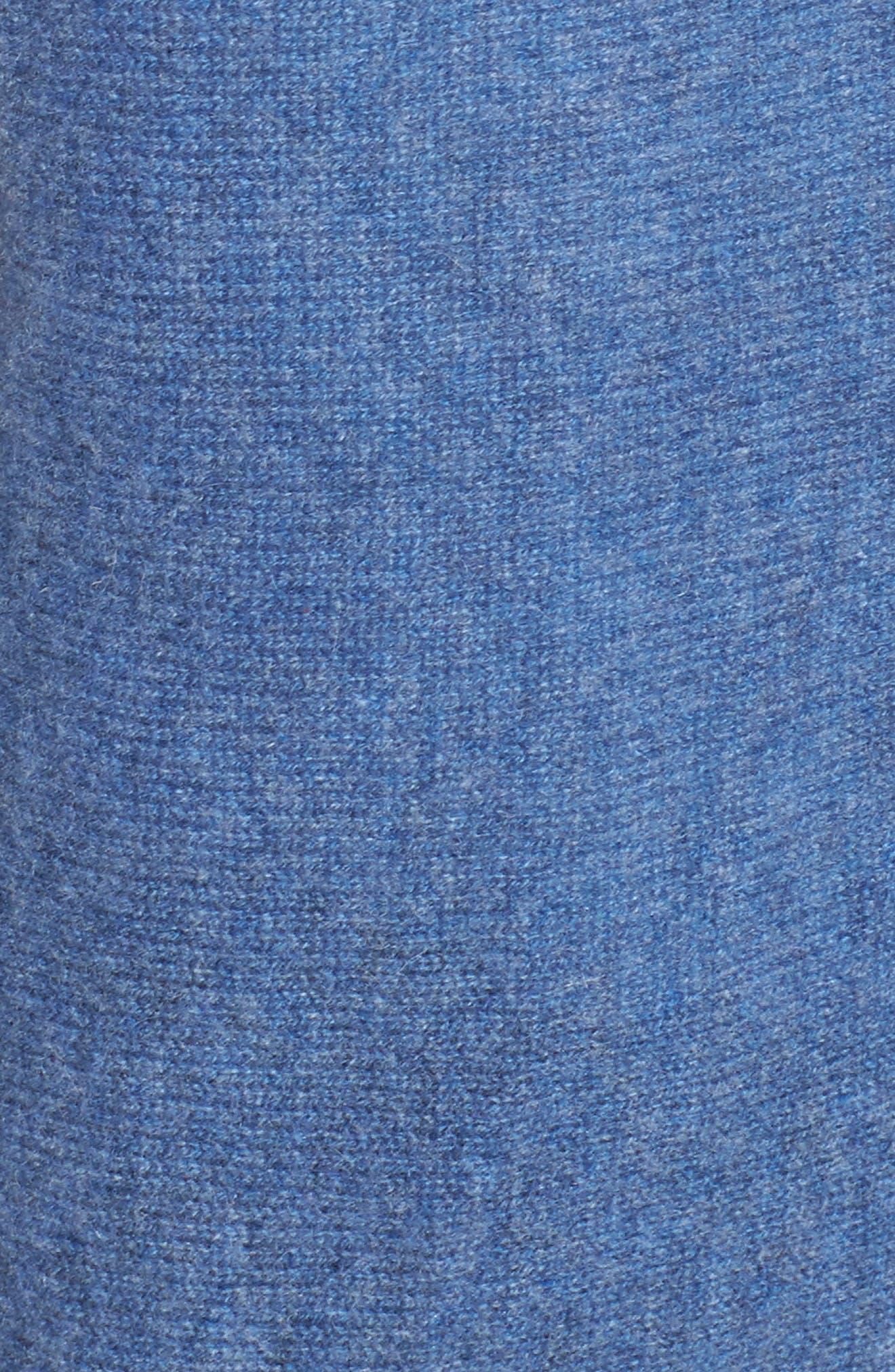 Alternate Image 5  - Halogen® Three-Quarter Sleeve Cashmere Cardigan