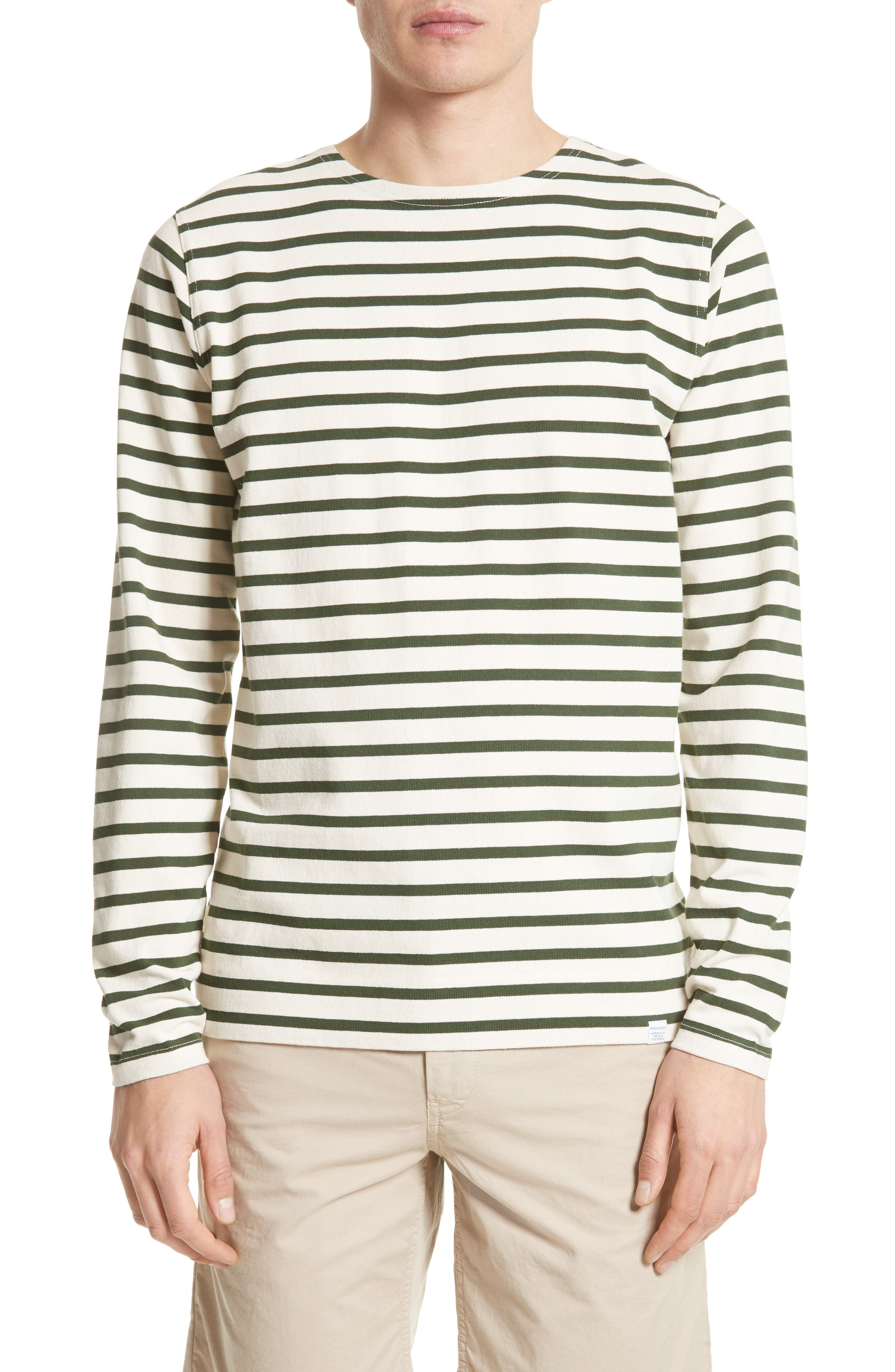 Main Image - Norse Projects Stripe T-Shirt