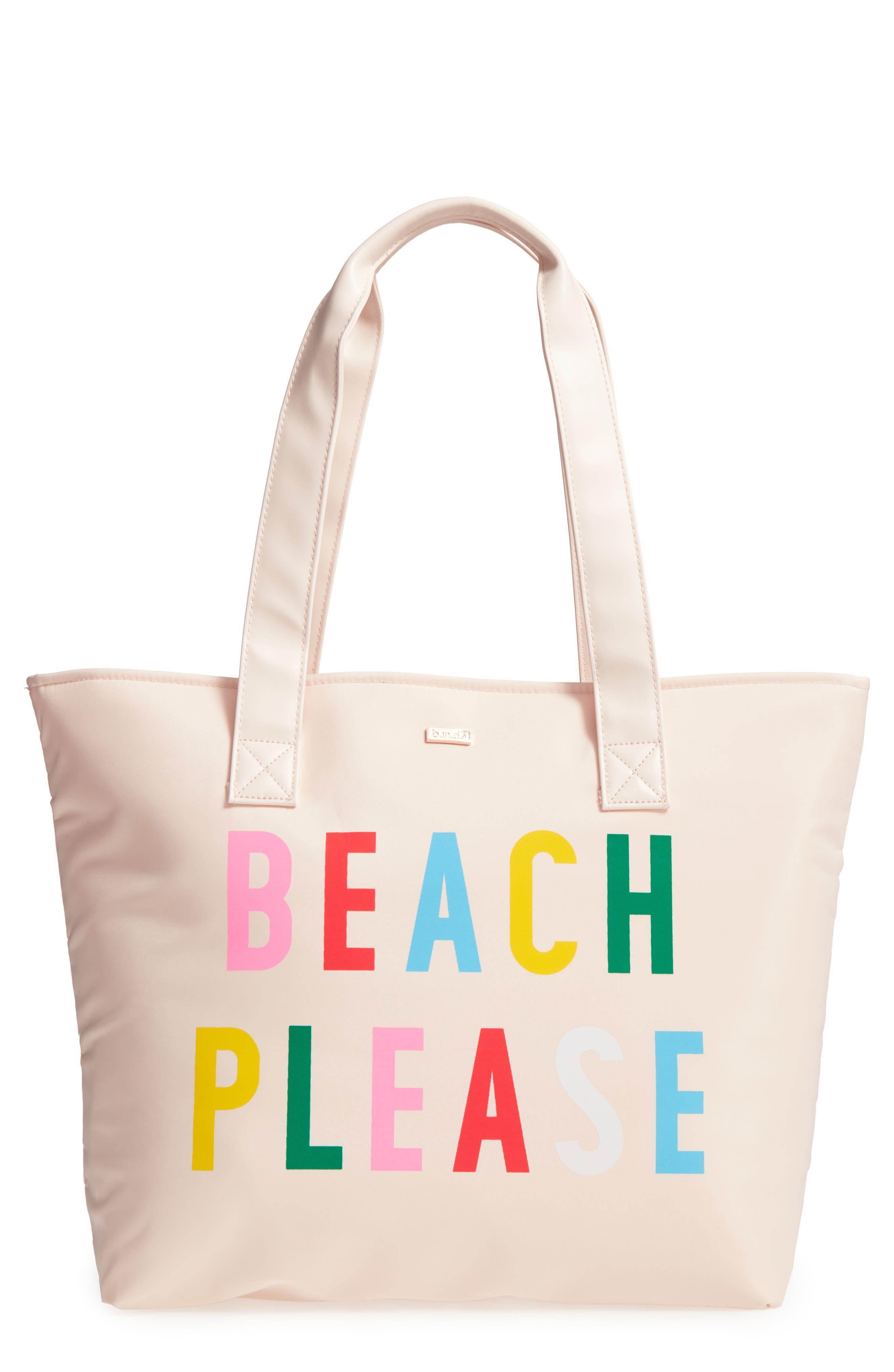 Main Image - ban.do Beach Please Cooler Bag