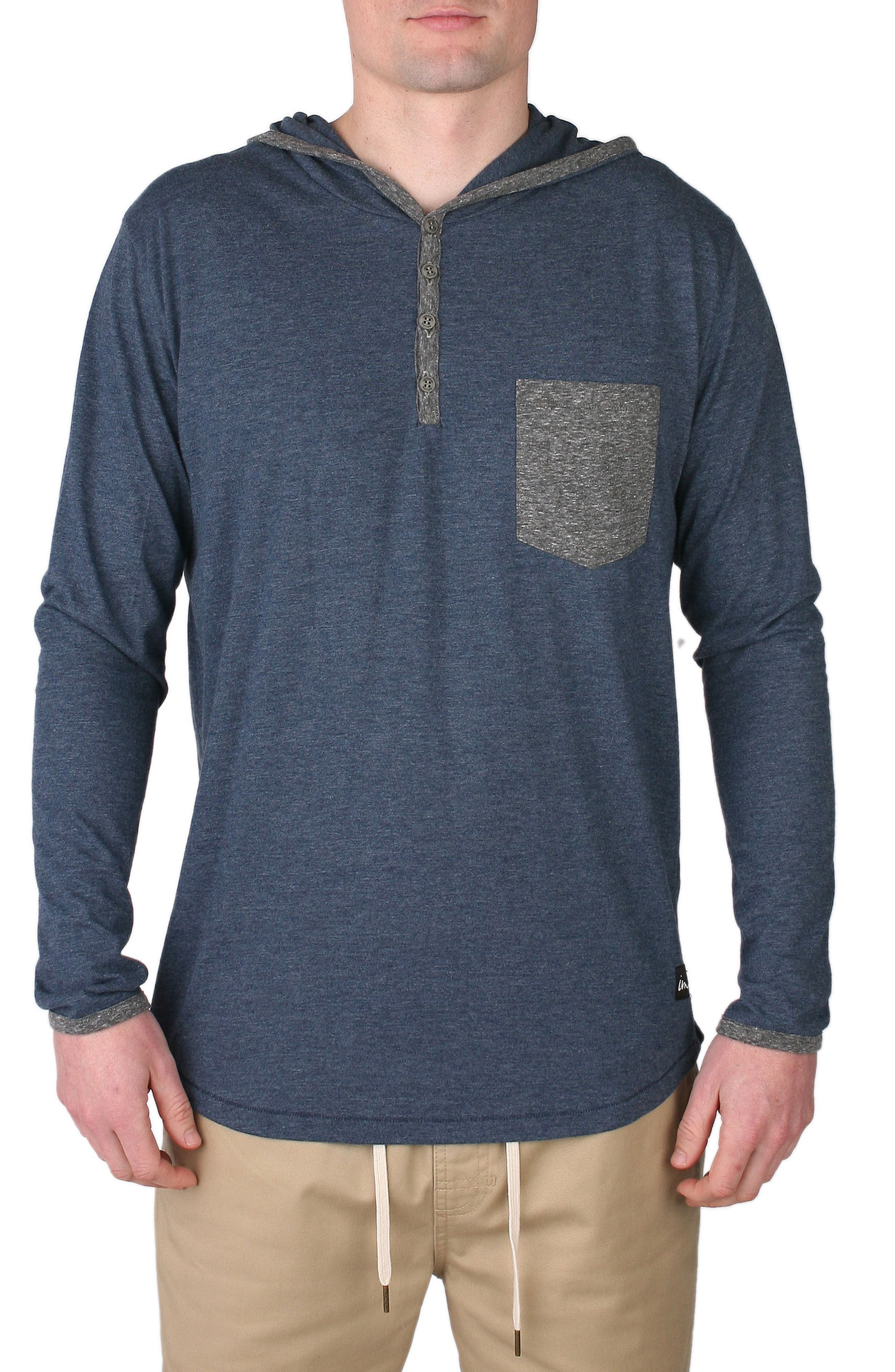 Main Image - Imperial Motion Franco Hooded Henley