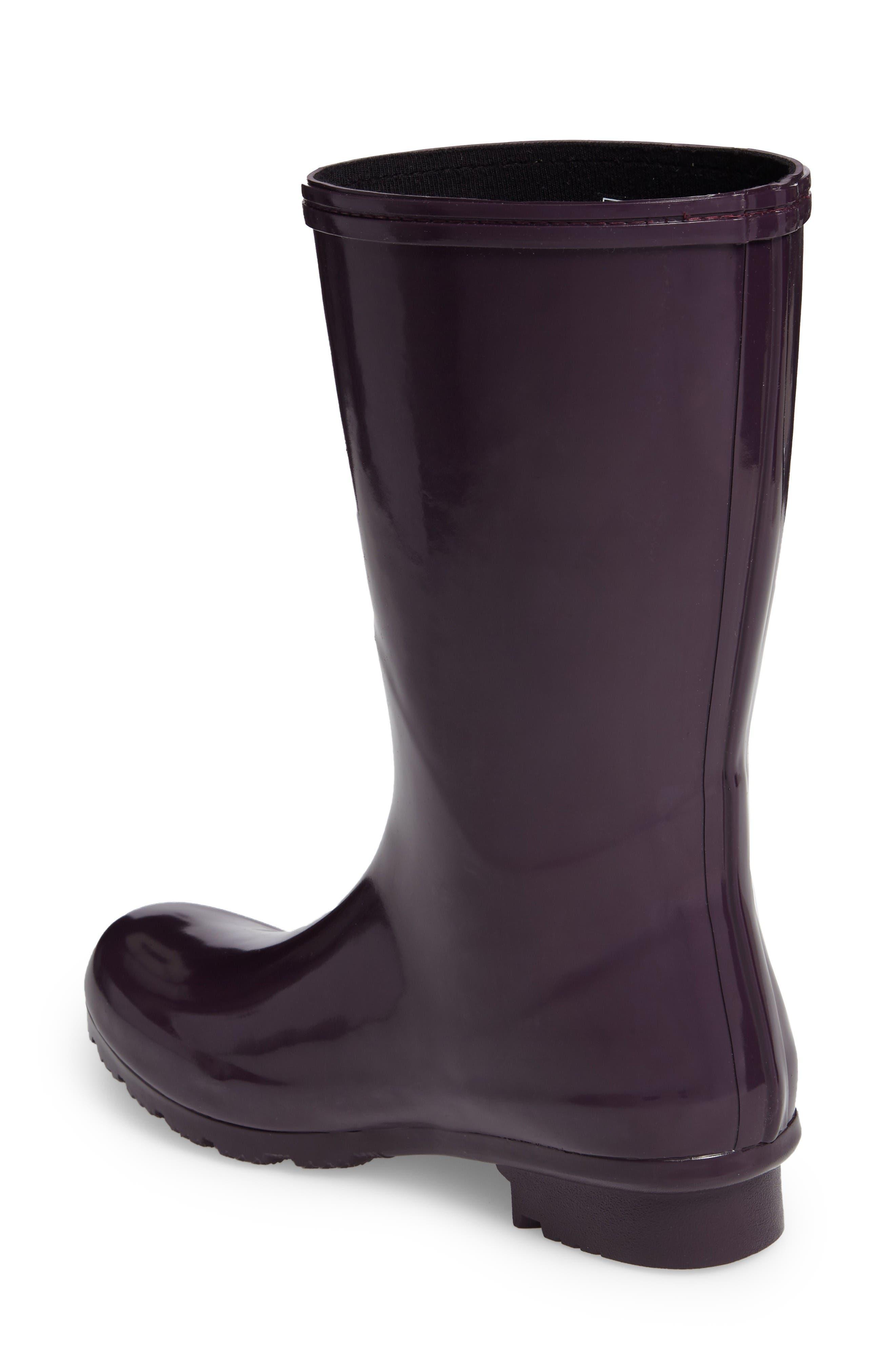 Alternate Image 2  - roma Short Rain Boot (Women)