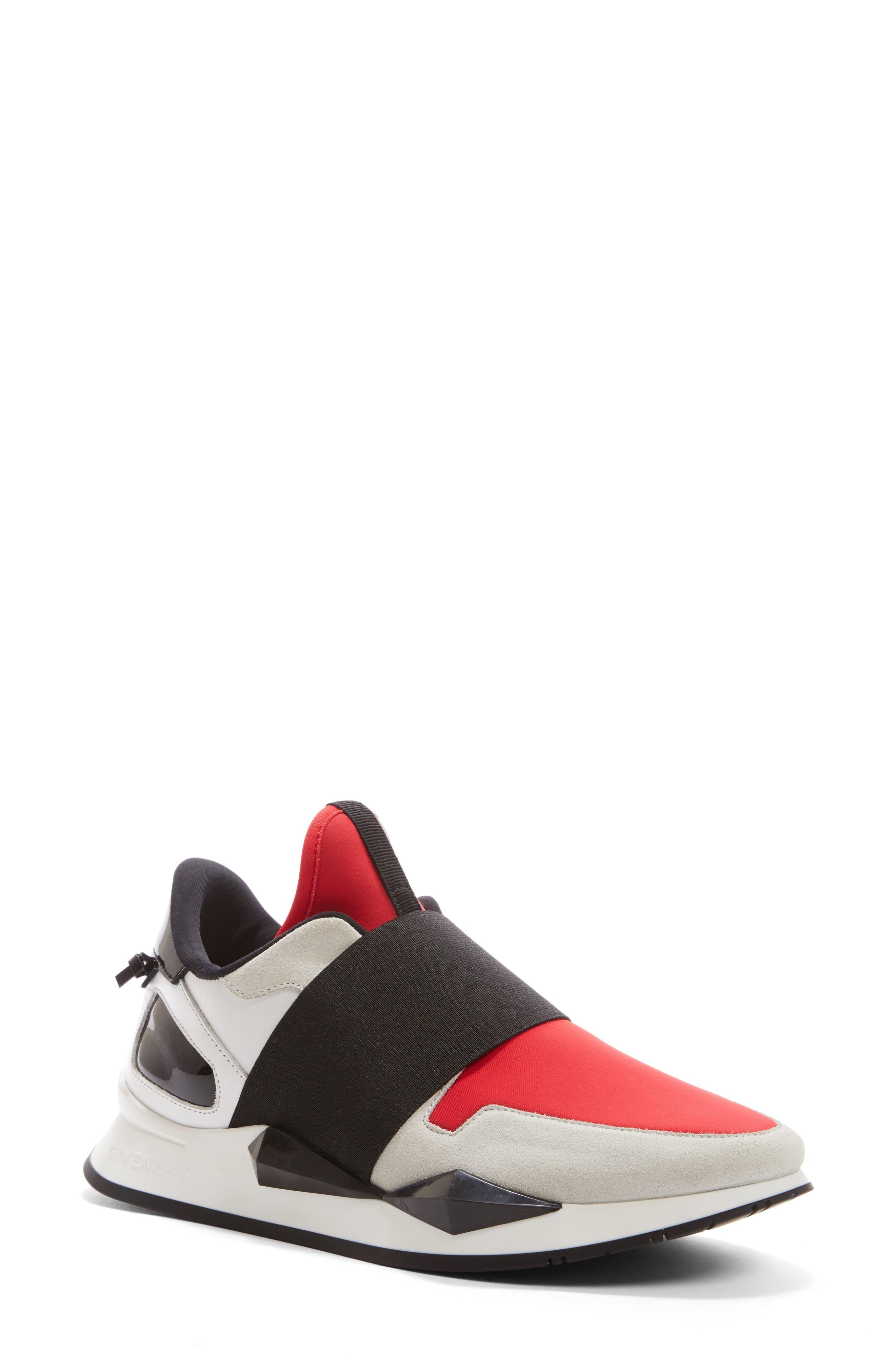 Givenchy Runner Elastic Slip-On Sneaker (Women)