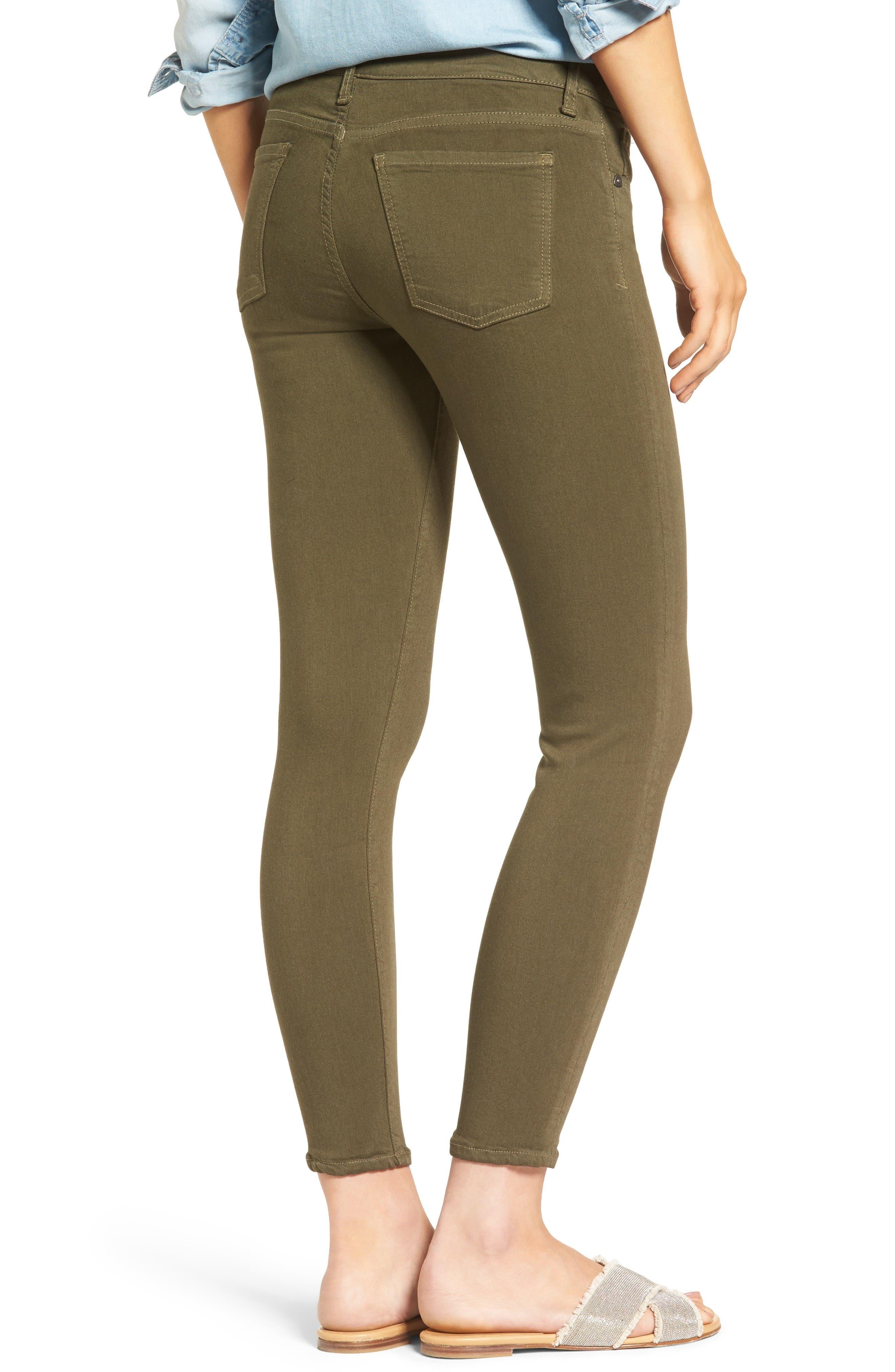 Alternate Image 2  - KUT from the Kloth Donna Skinny Jeans (Regular & Petite)