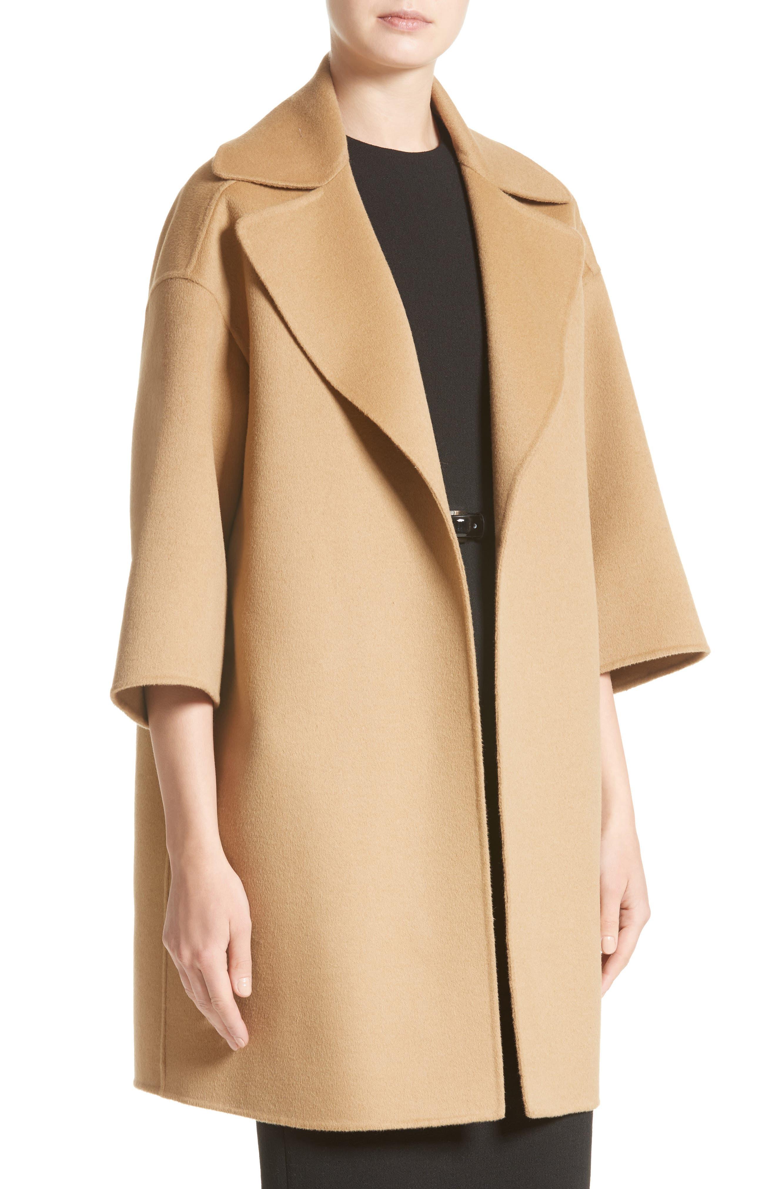Alternate Image 6  - Michael Kors Wool Blend Coat