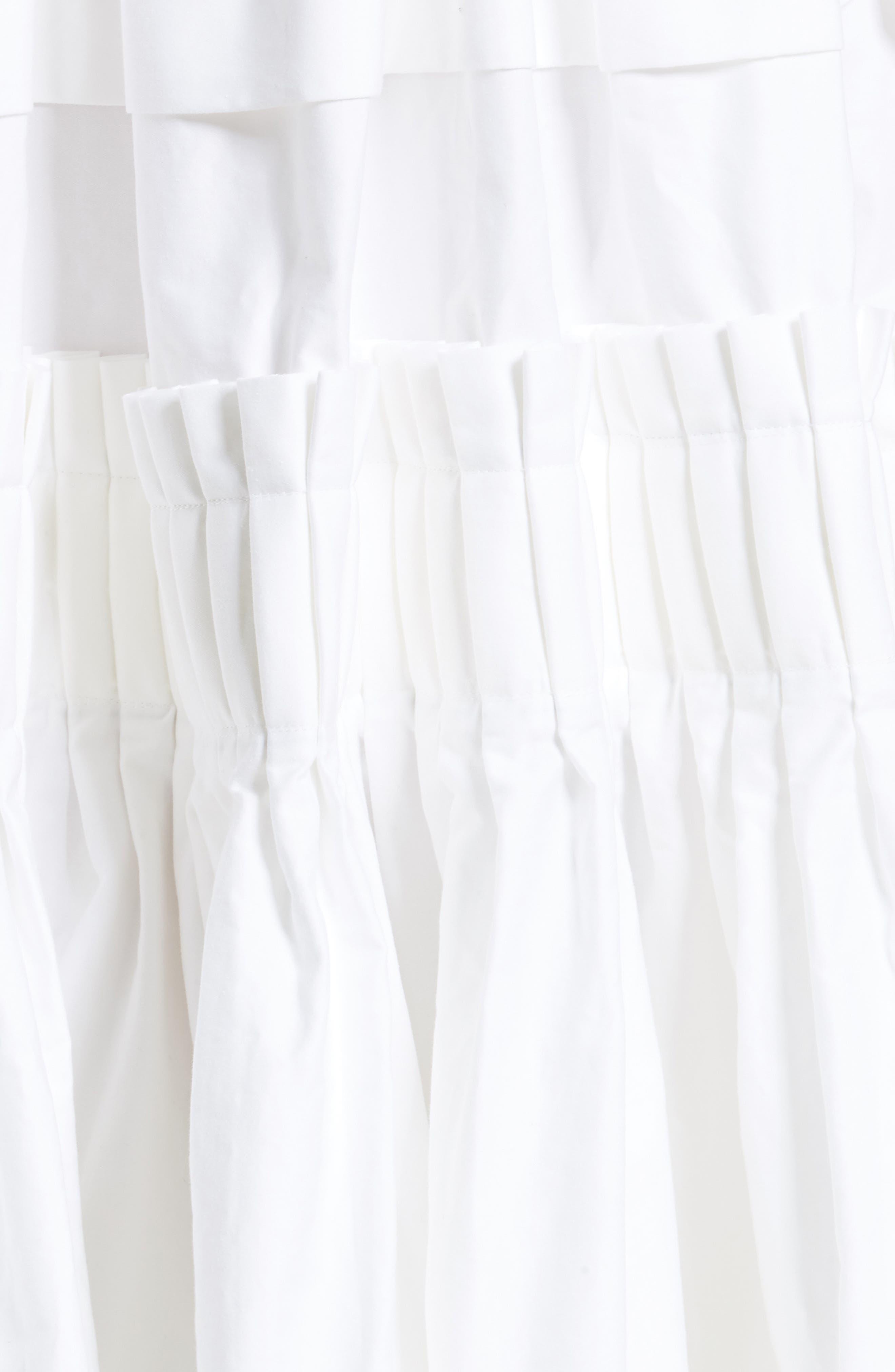 Mathilda Maxi Dress,                             Alternate thumbnail 3, color,                             White