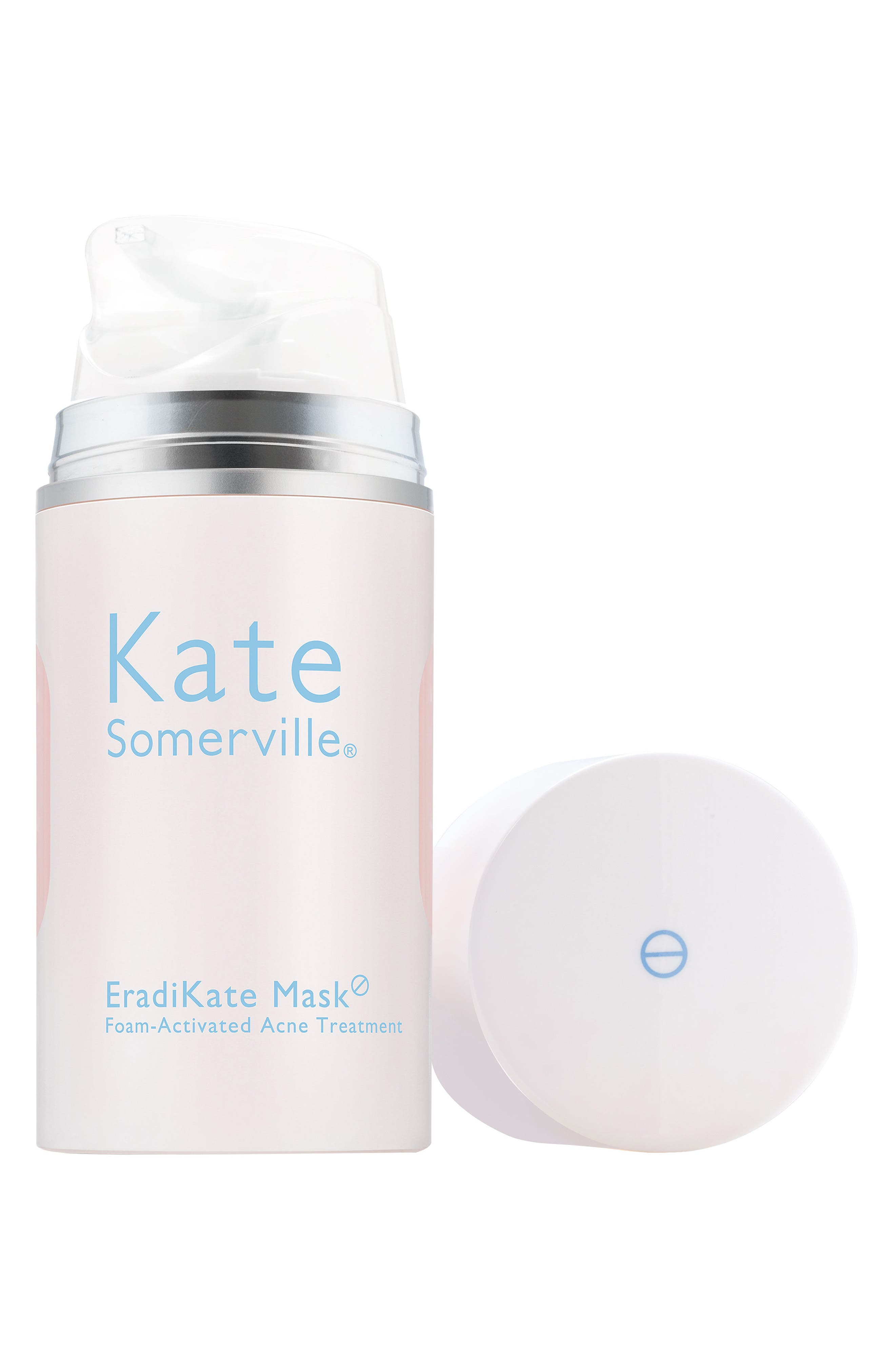 'EradiKate' Mask Foam-Activated Acne Treatment,                             Alternate thumbnail 4, color,                             No Color