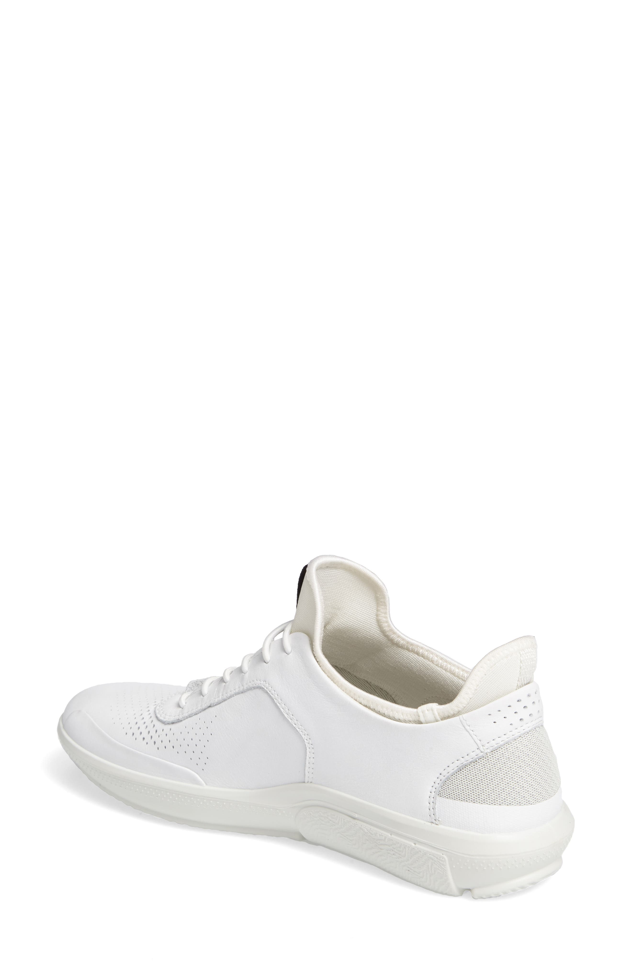 Intrinsic 3 Sneaker,                             Alternate thumbnail 2, color,                             White Leather