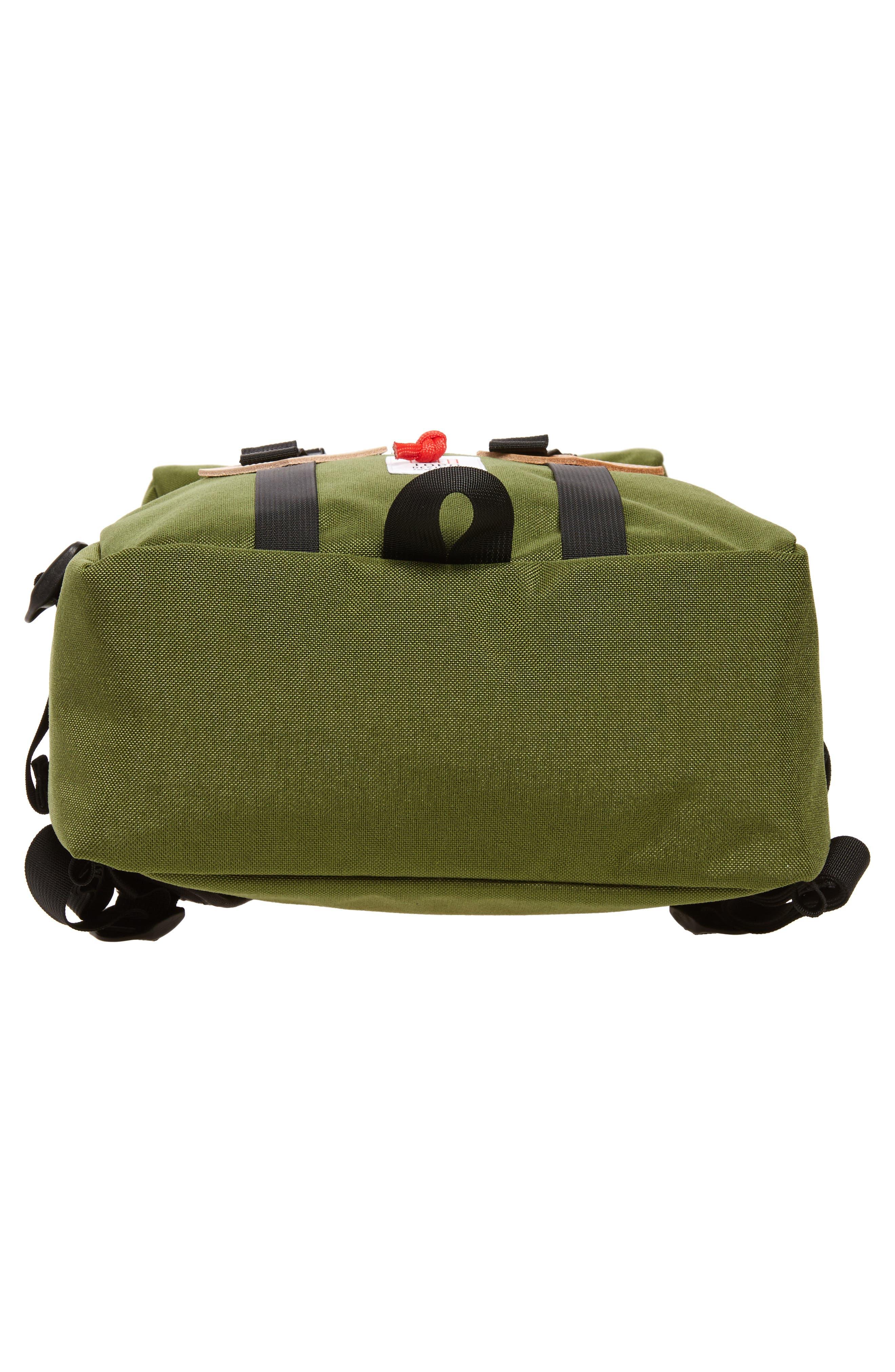 Klettersack Backpack,                             Alternate thumbnail 6, color,                             Olive