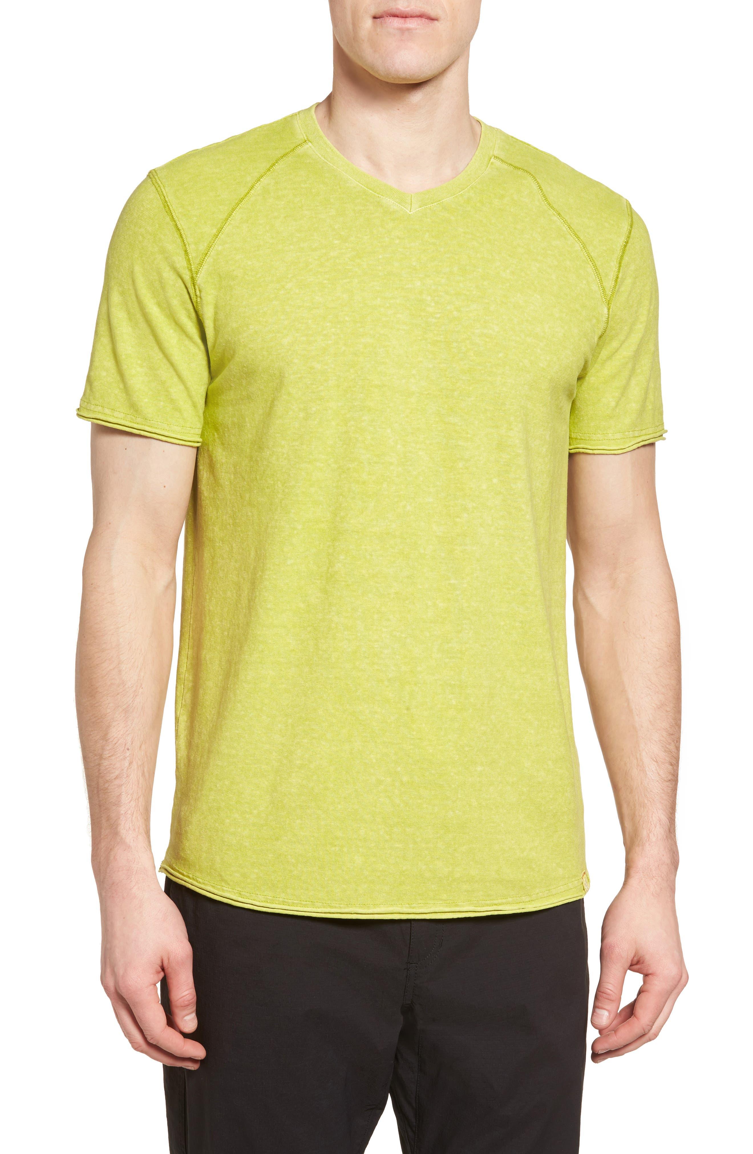 Camura T-Shirt,                         Main,                         color, Olive Leaf