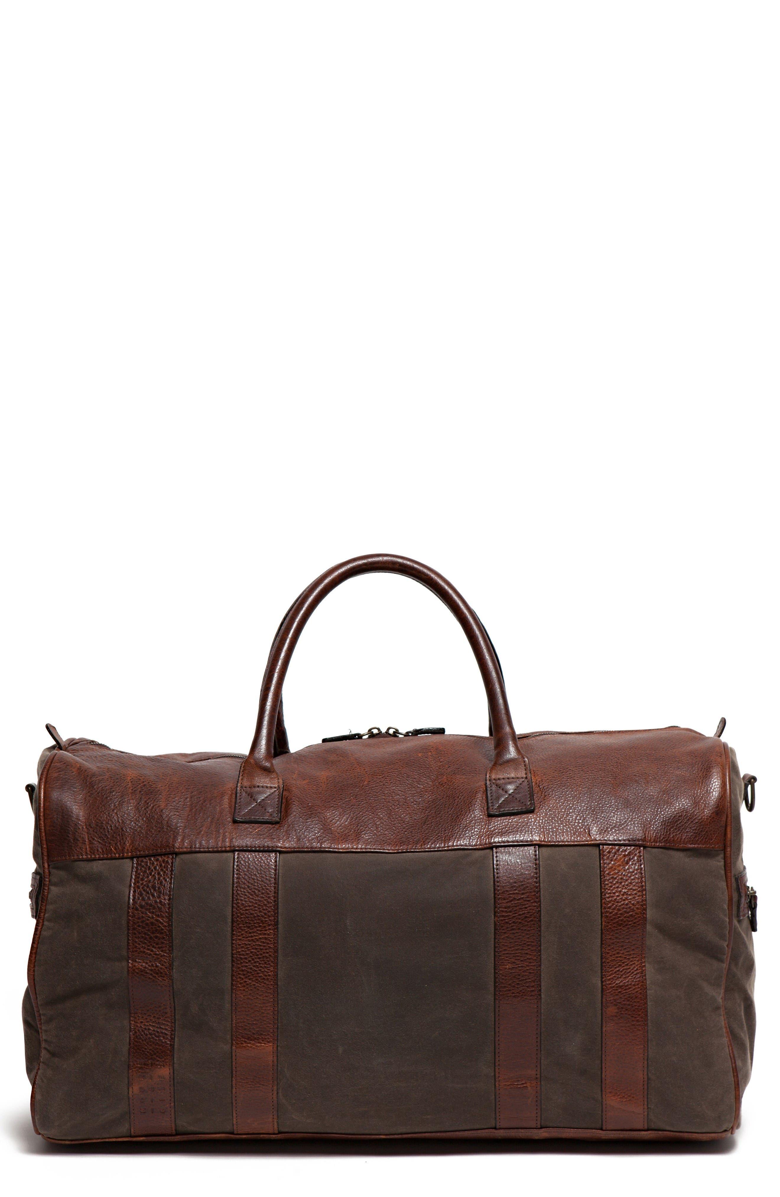 Moore & Giles Cleland XL Duffel Bag