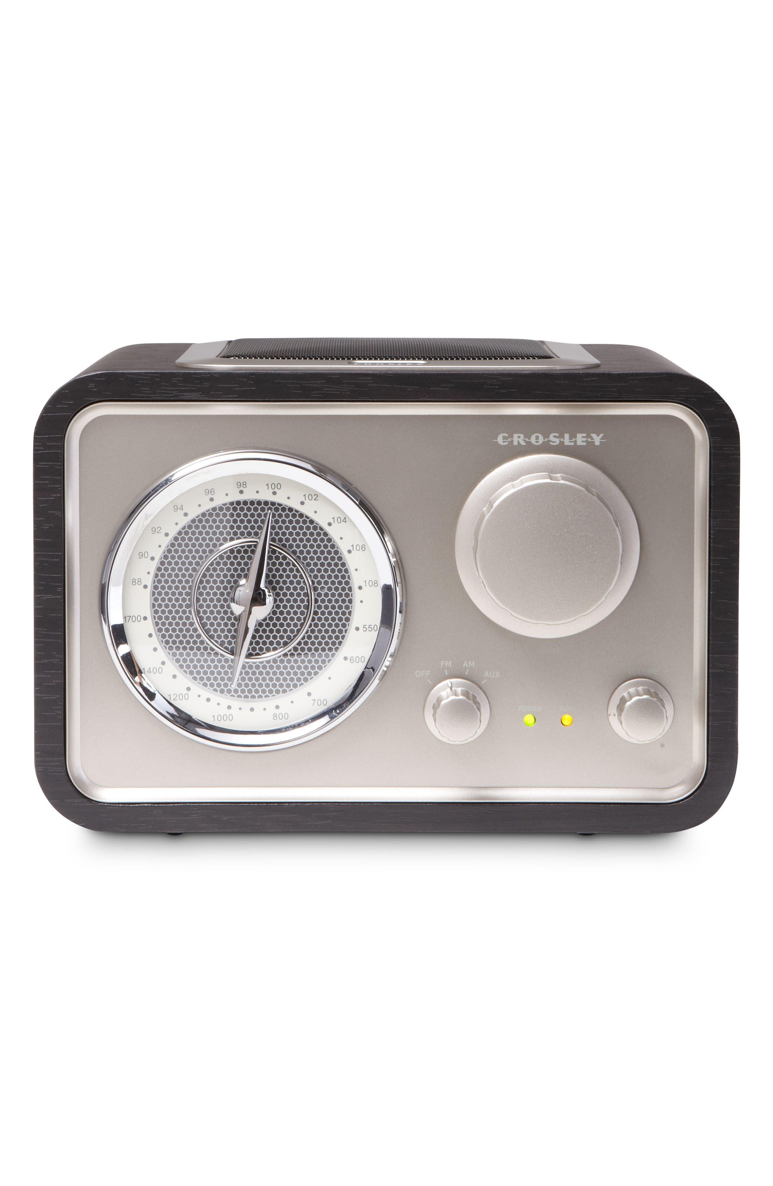 Solo Radio,                         Main,                         color, Black