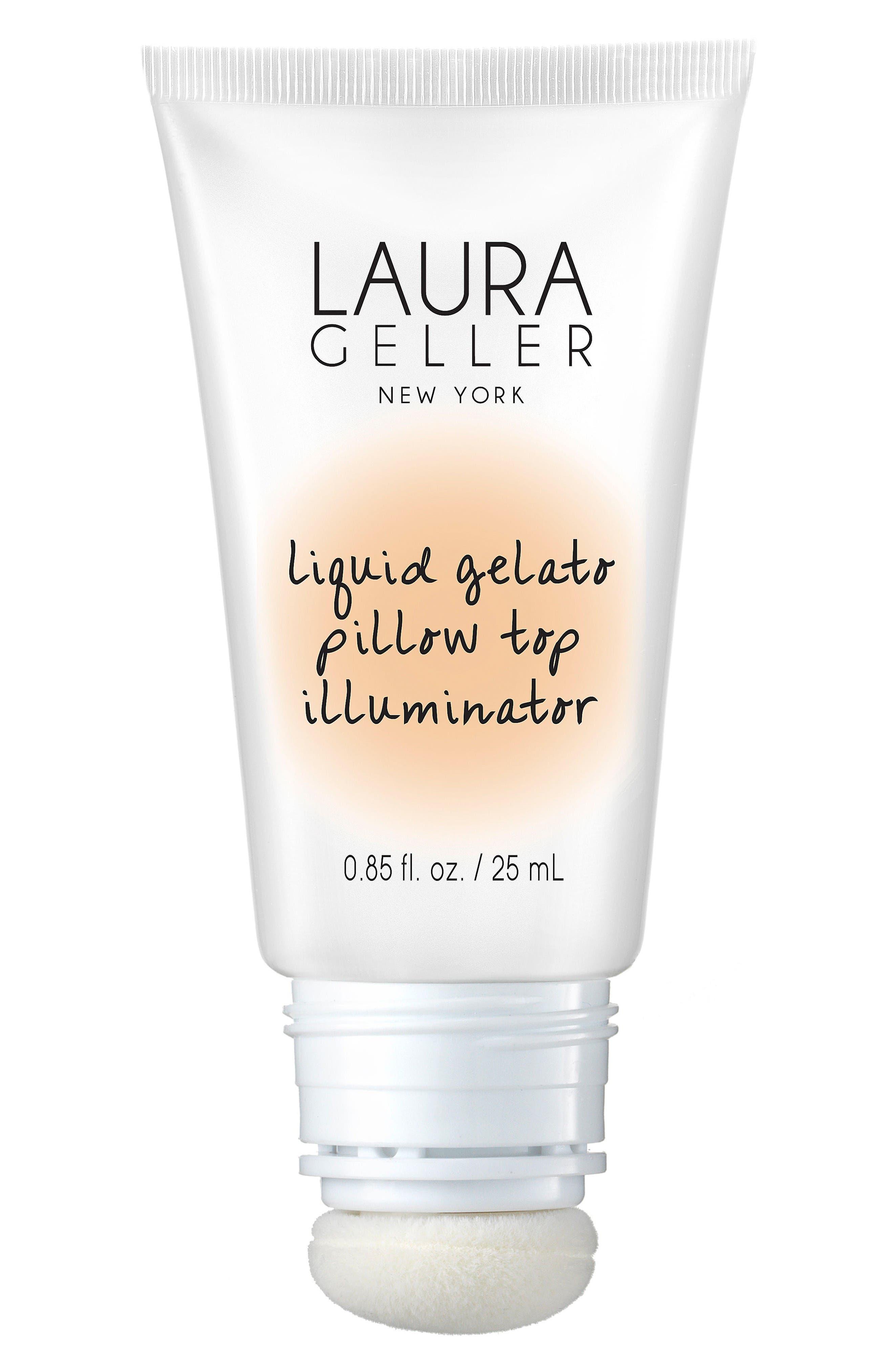 Alternate Image 2  - Laura Geller Beauty Liquid Gelato Pillow Top Illuminator