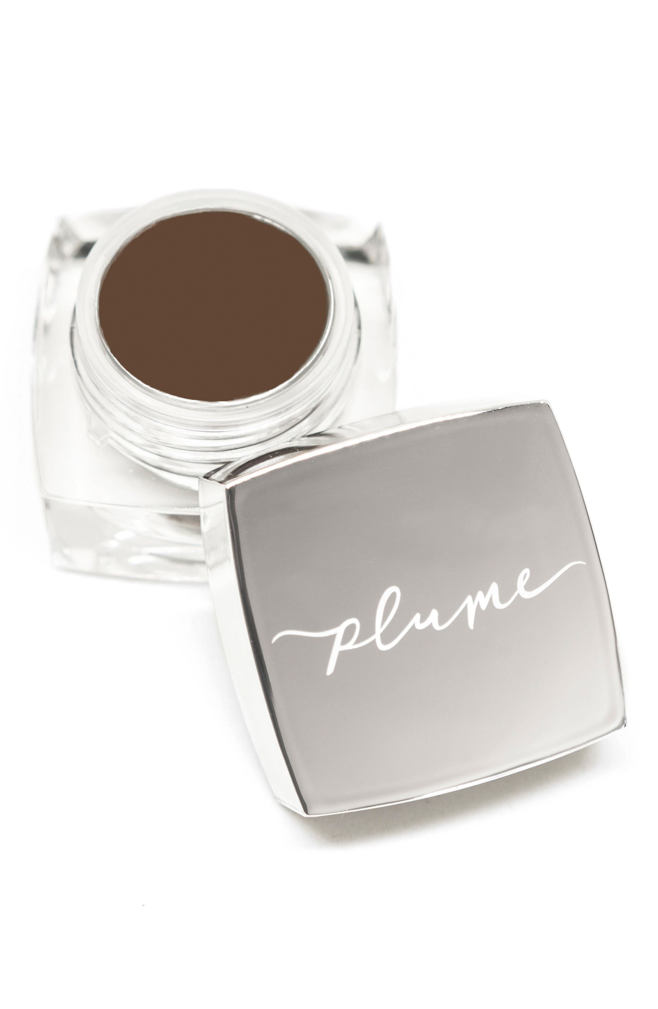 Alternate Image 1 Selected - Plume Cosmetics Nourish & Define Brow Pomade