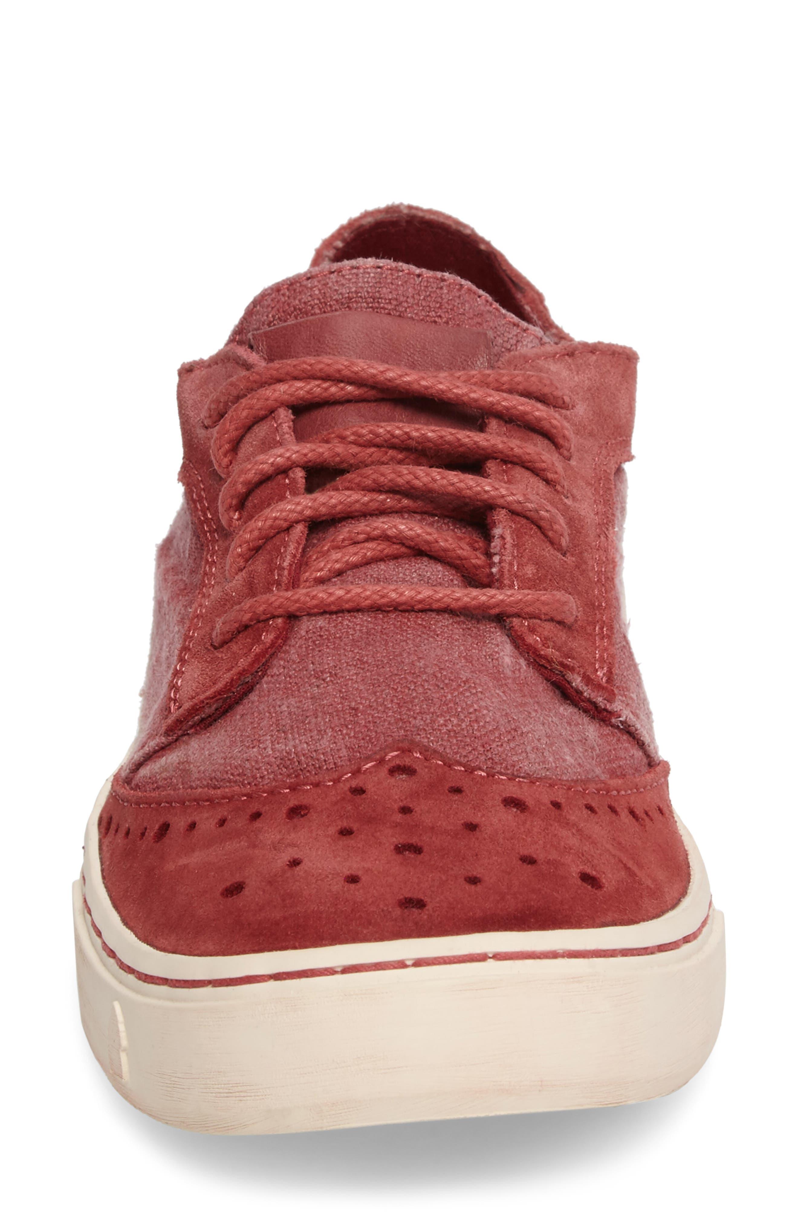 Yukai Sneaker,                             Alternate thumbnail 4, color,                             Sandalwood