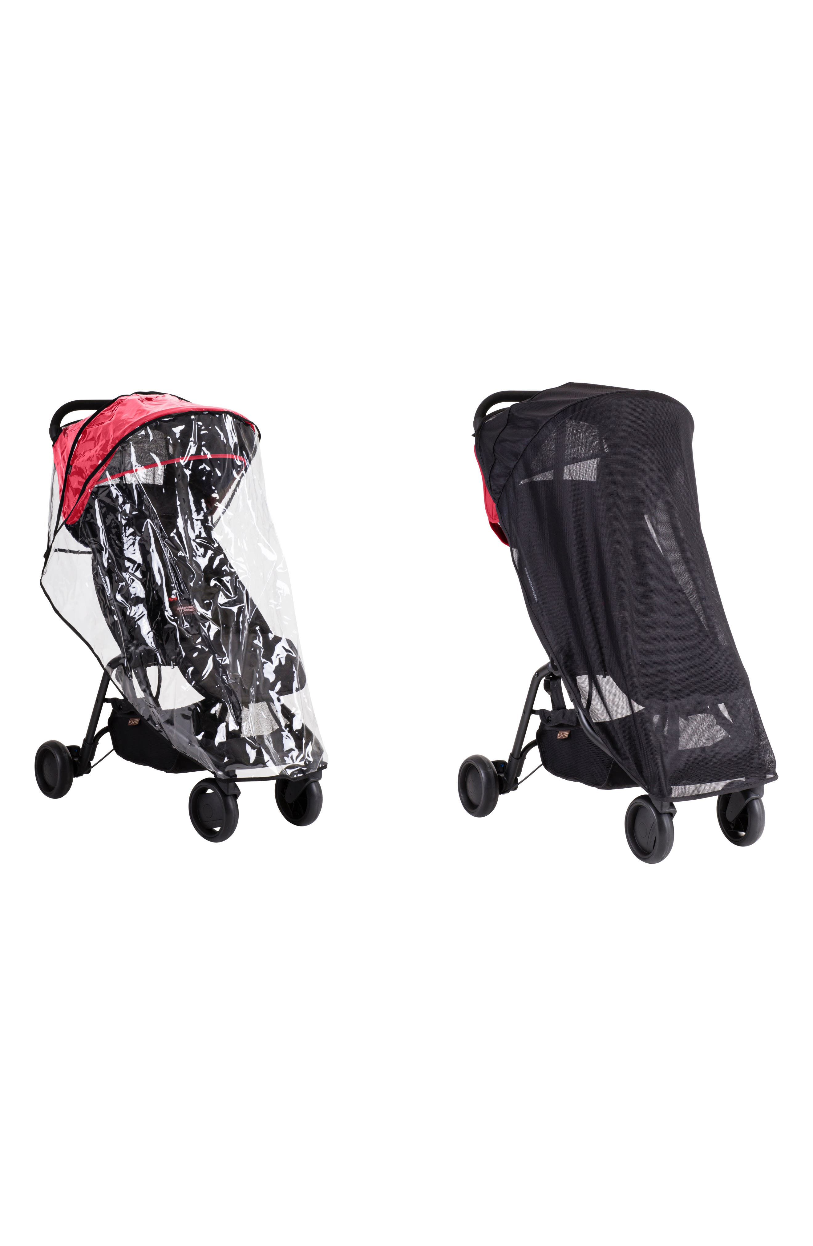 Alternate Image 1 Selected - mountain buggy Nano 2-Piece Mesh & Rain Cover Set