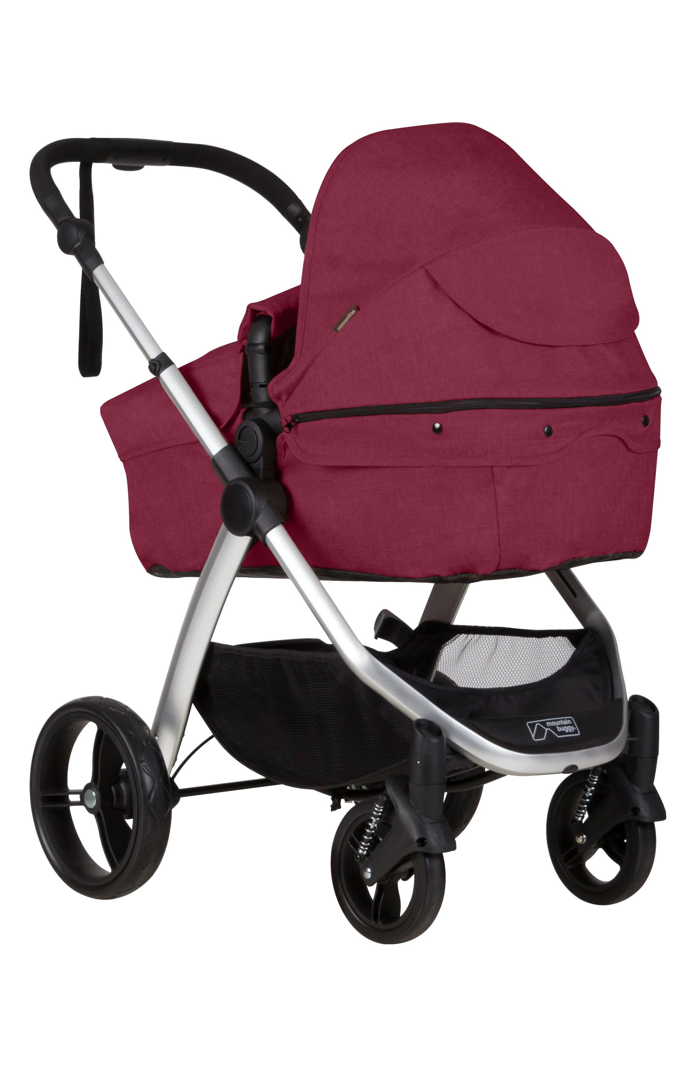 Alternate Image 2  - mountain buggy Cosmopolitan Carrycot for Cosmopolitan Stroller