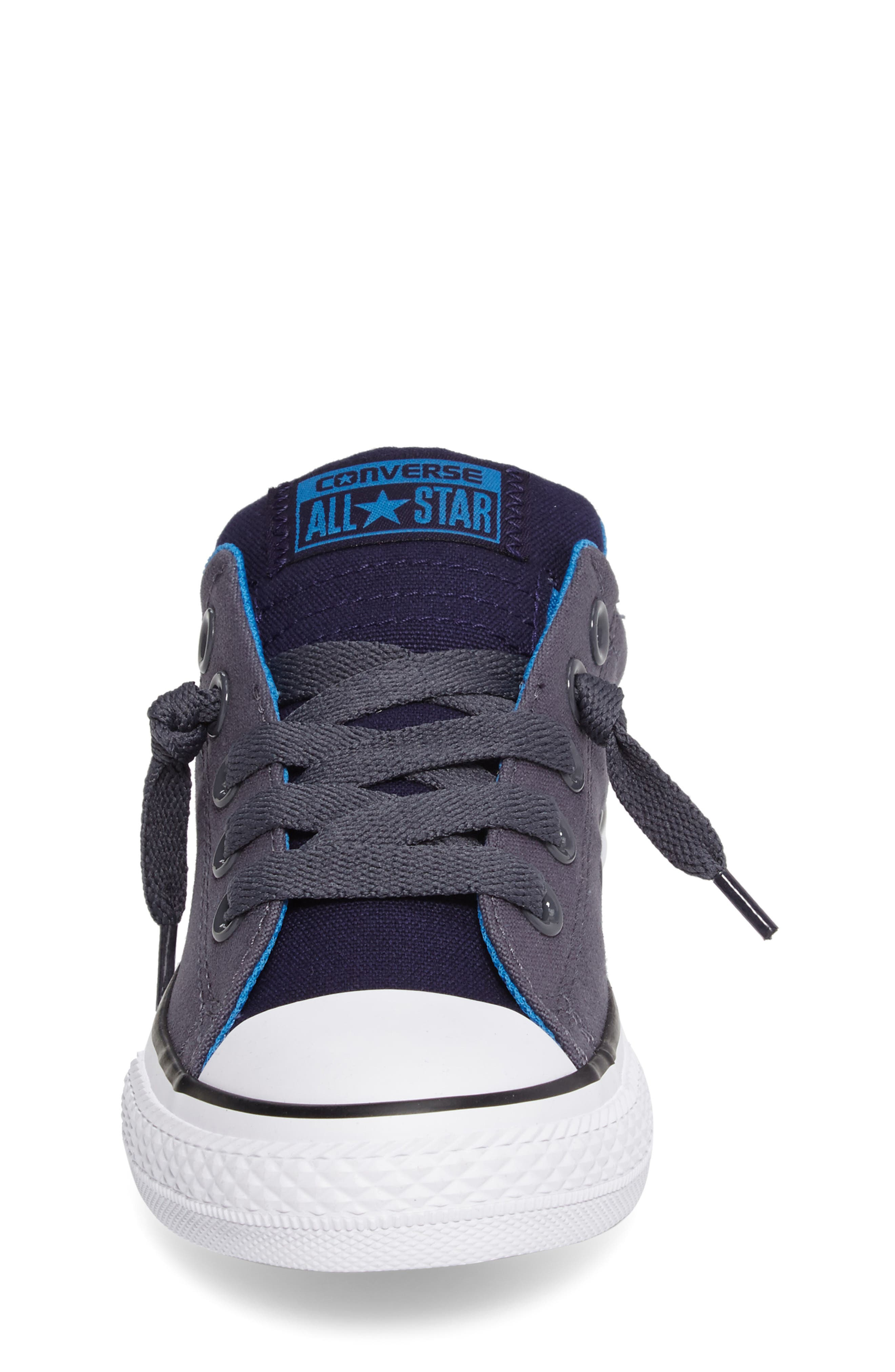 Alternate Image 4  - Converse Chuck Taylor® All Star® 'Ox' Sneaker (Toddler, Little Kid & Big Kid)