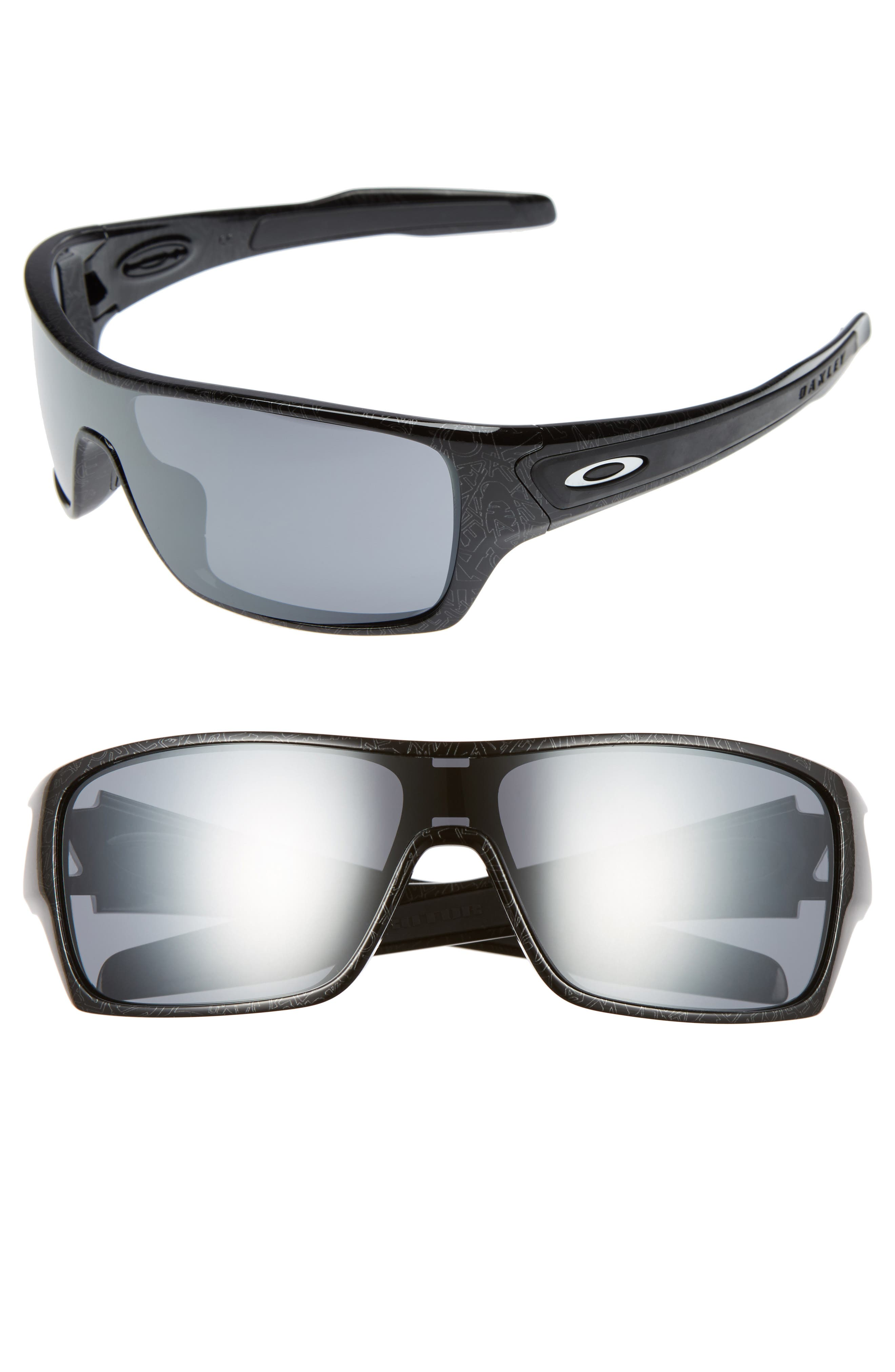 Turbine Rotor 70mm Sunglasses,                         Main,                         color, Black