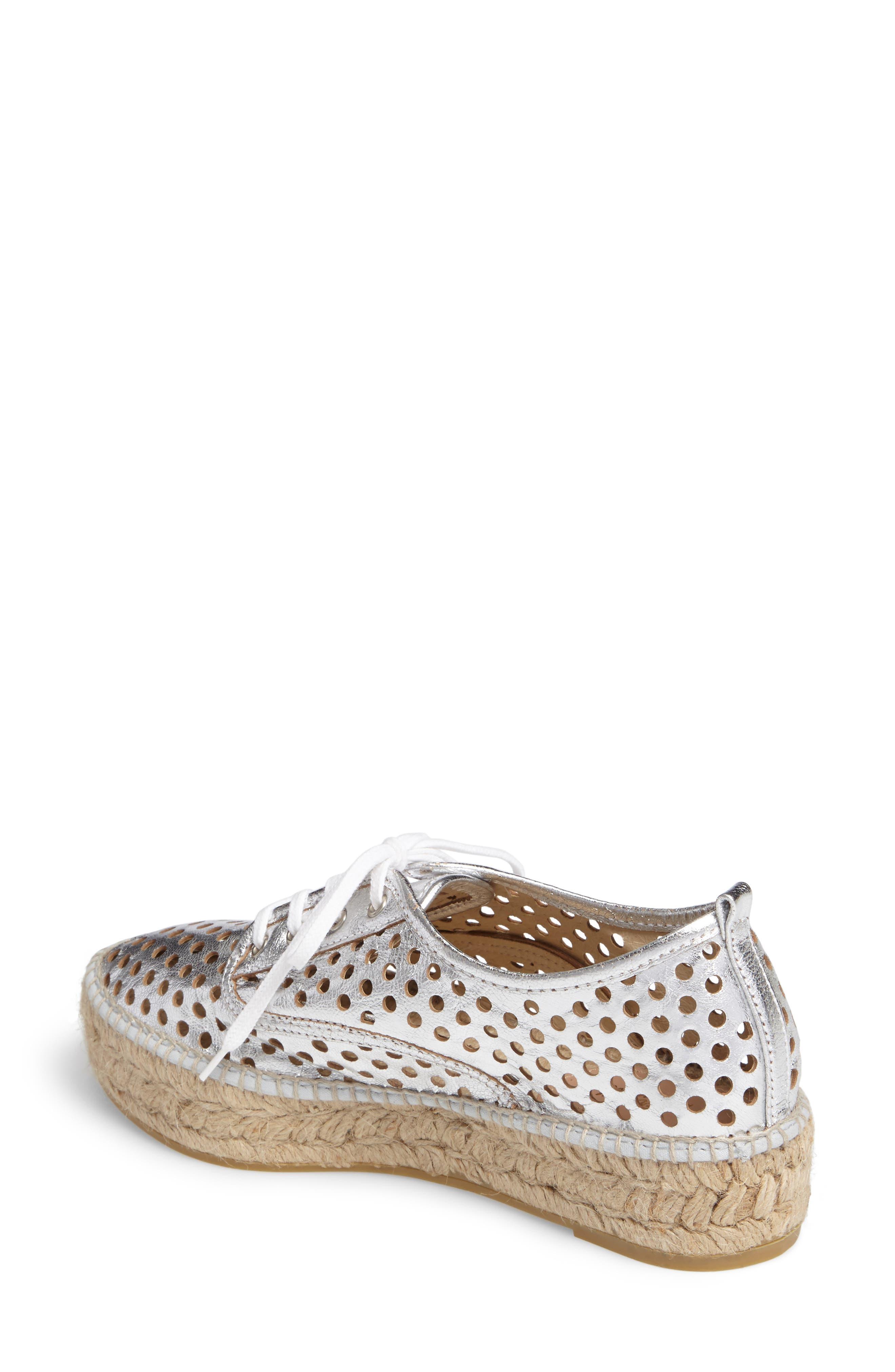 Alternate Image 2  - Loeffler Randall Alfie Espadrille Sneaker (Women)