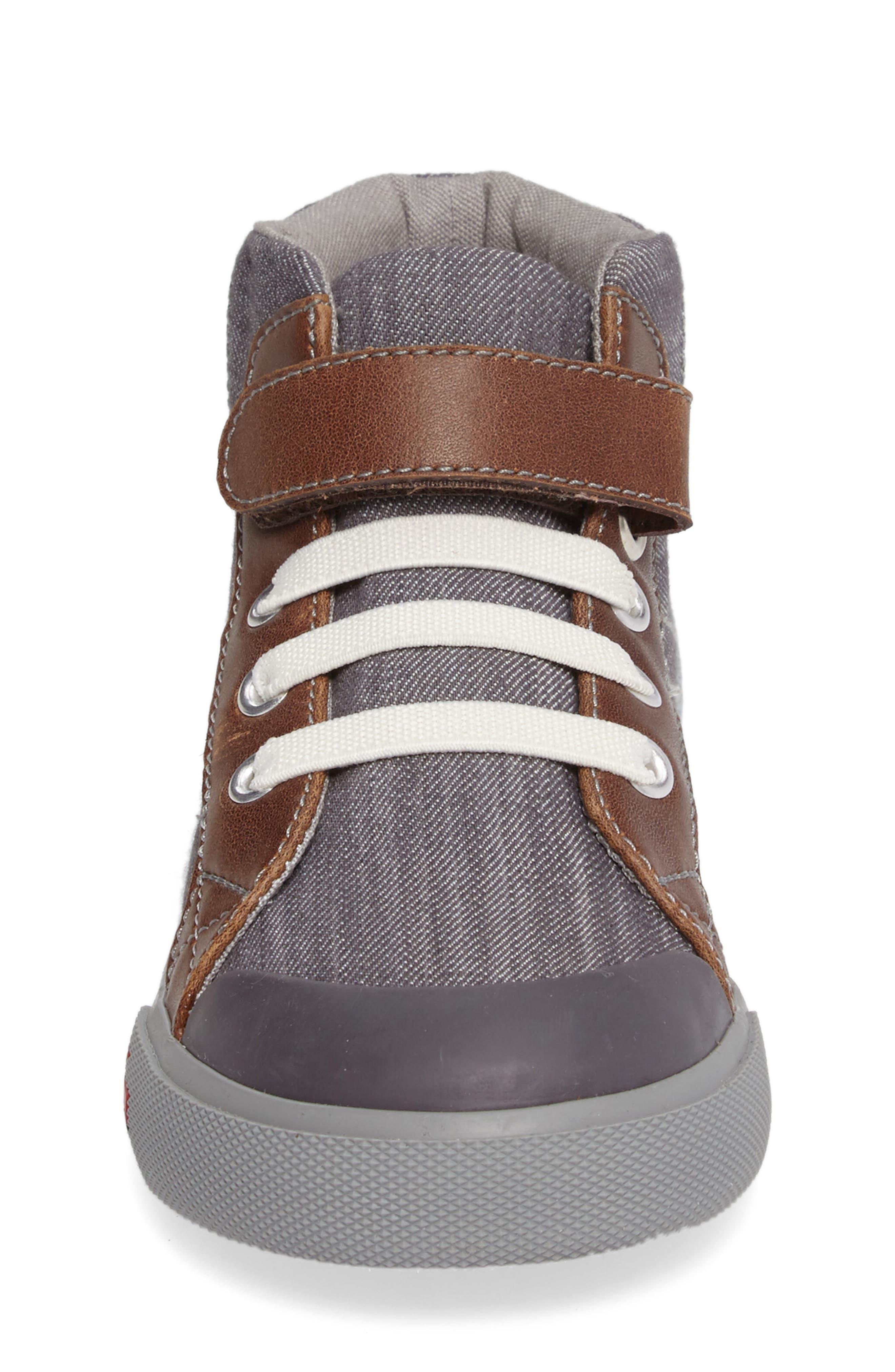Alternate Image 4  - See Kai Run 'Dane' Sneaker (Baby, Walker & Toddler)