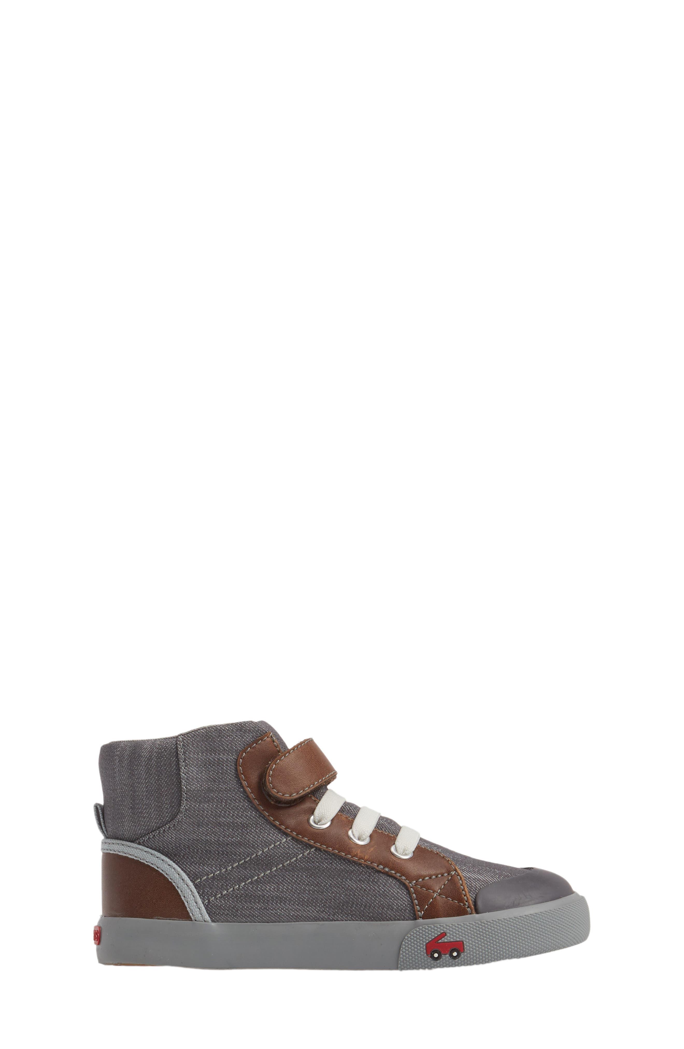 Alternate Image 3  - See Kai Run 'Dane' Sneaker (Baby, Walker & Toddler)