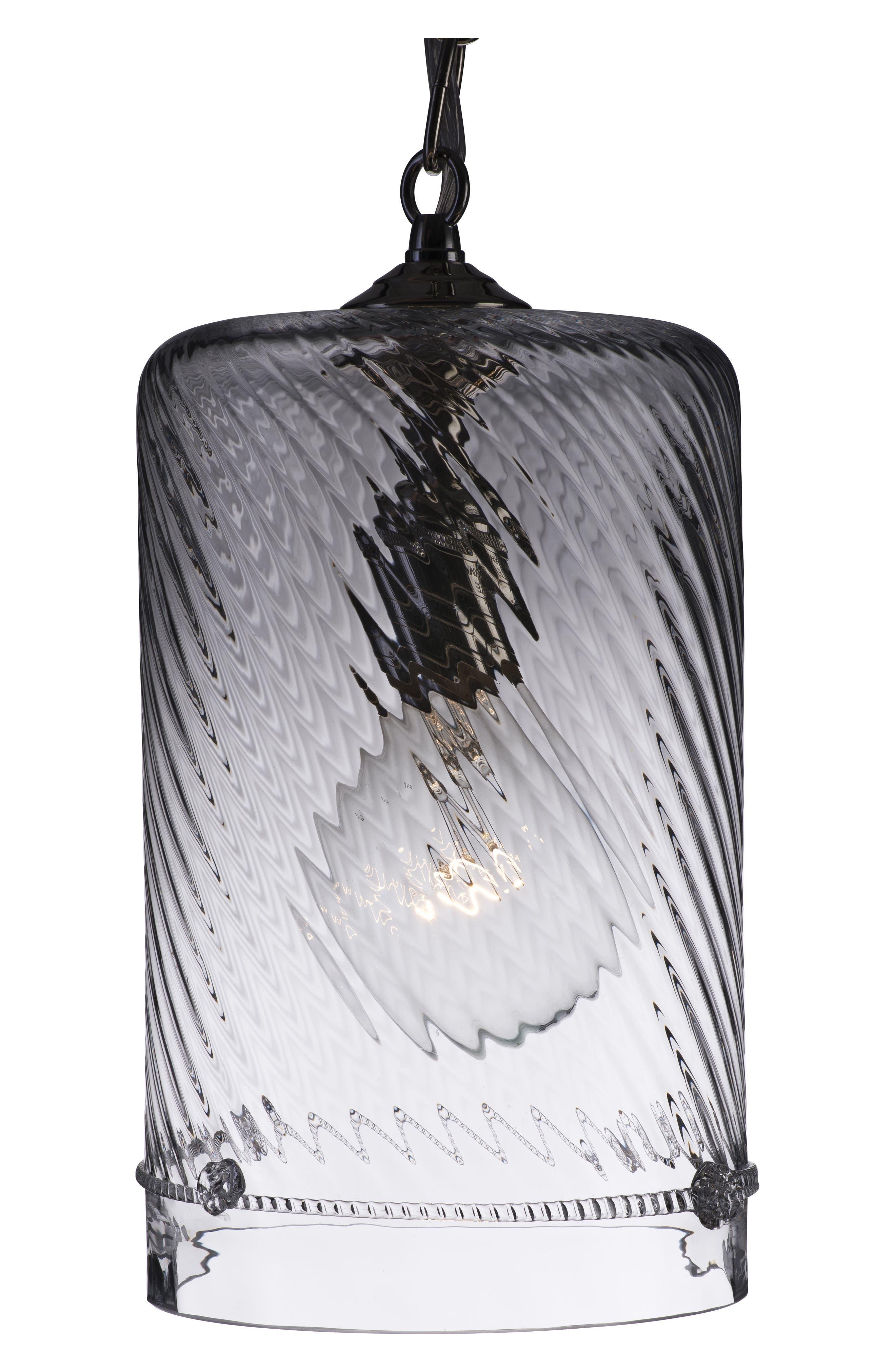 Juliska Graham Column Pendant Lamp