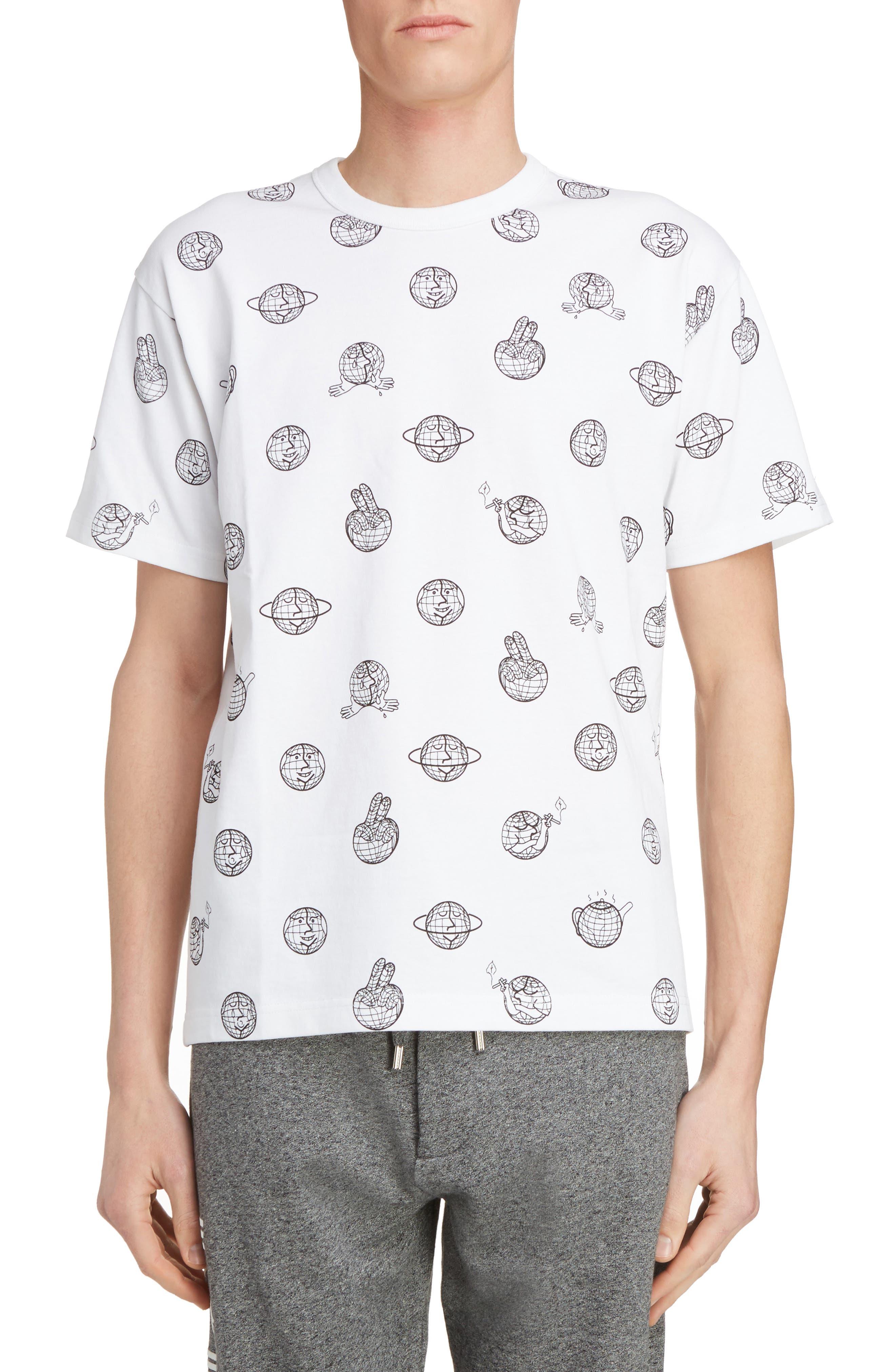 Main Image - KENZO Graphic T-Shirt