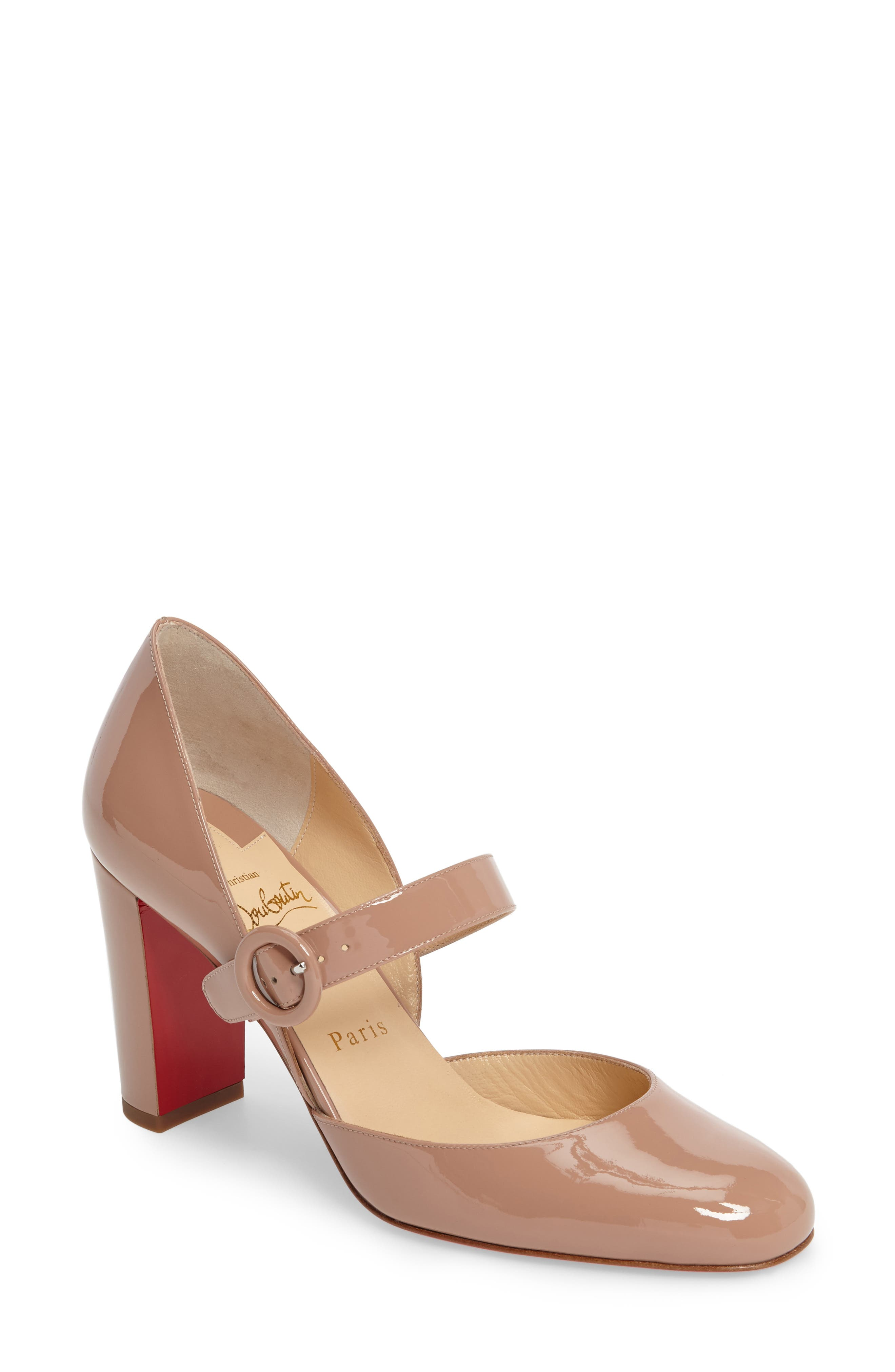 Main Image - Christian Louboutin Miss Kawa Mary Jane Pump
