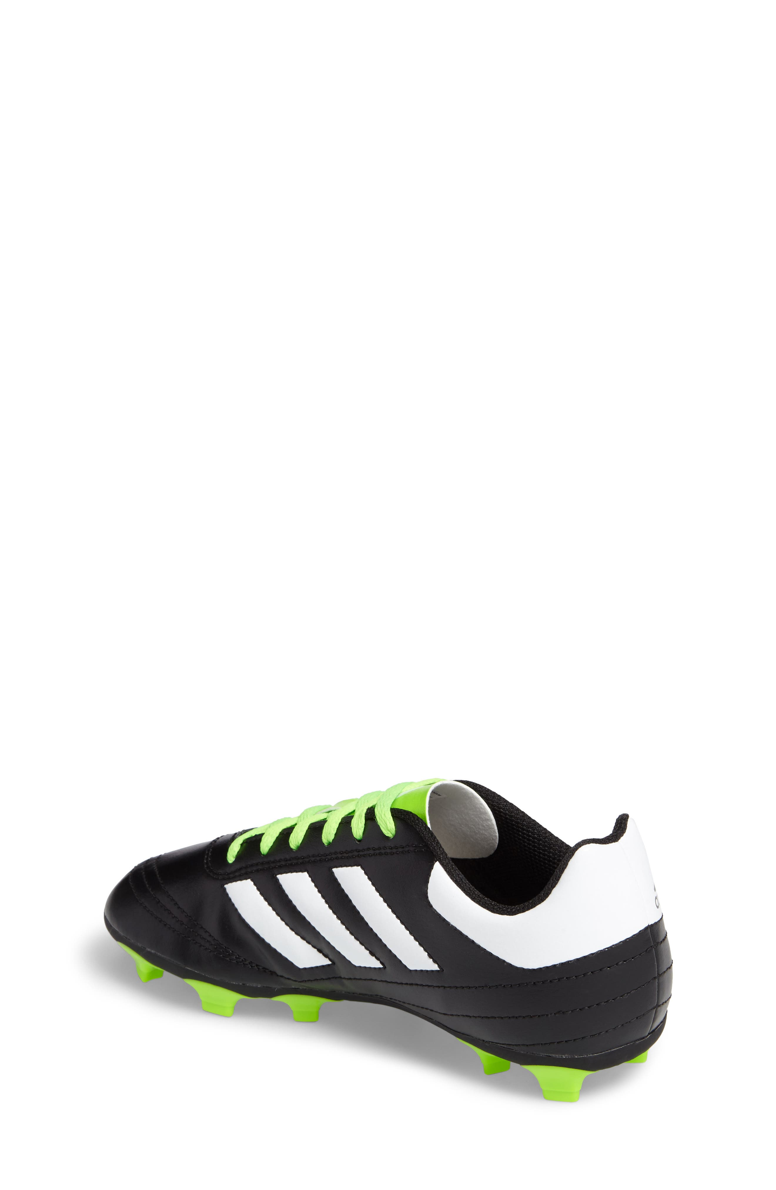 Alternate Image 3  - adidas Goletto VI Soccer Shoe (Toddler, Little Kid & Big Kid)