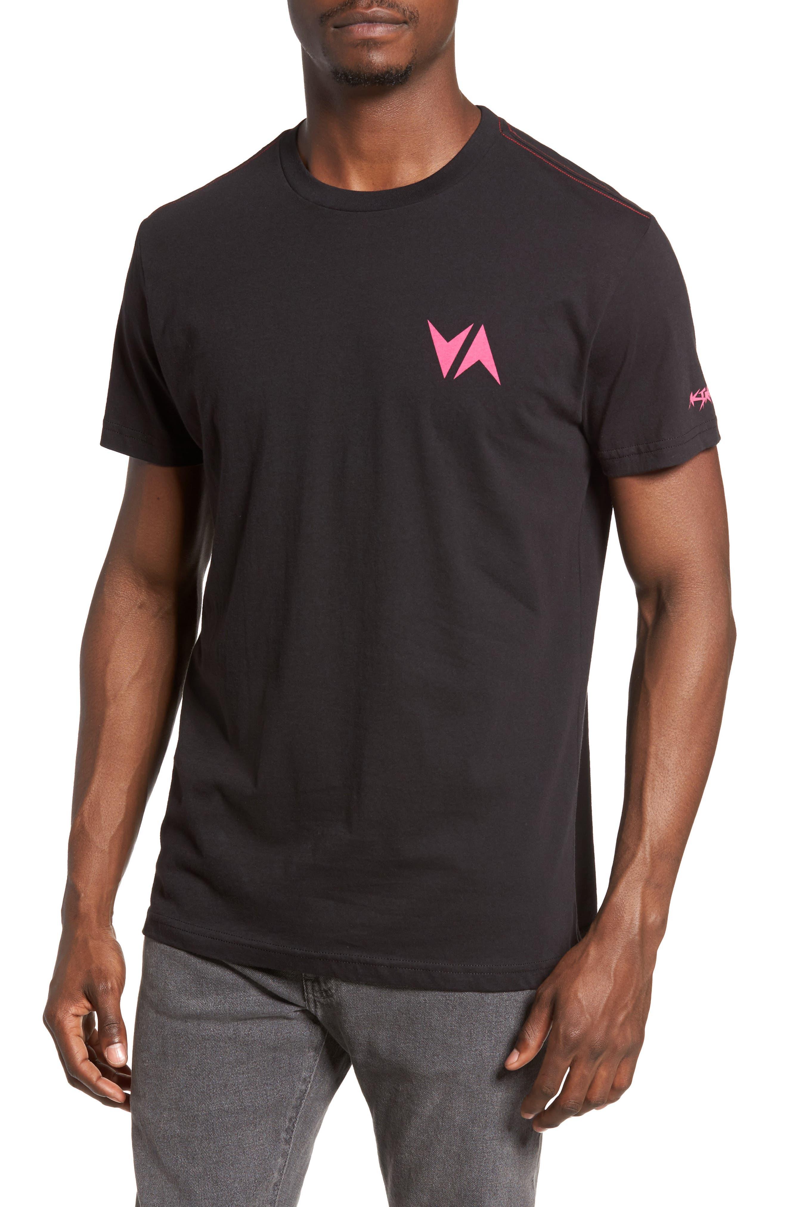 RVCA Astrodeck Graphic T-Shirt