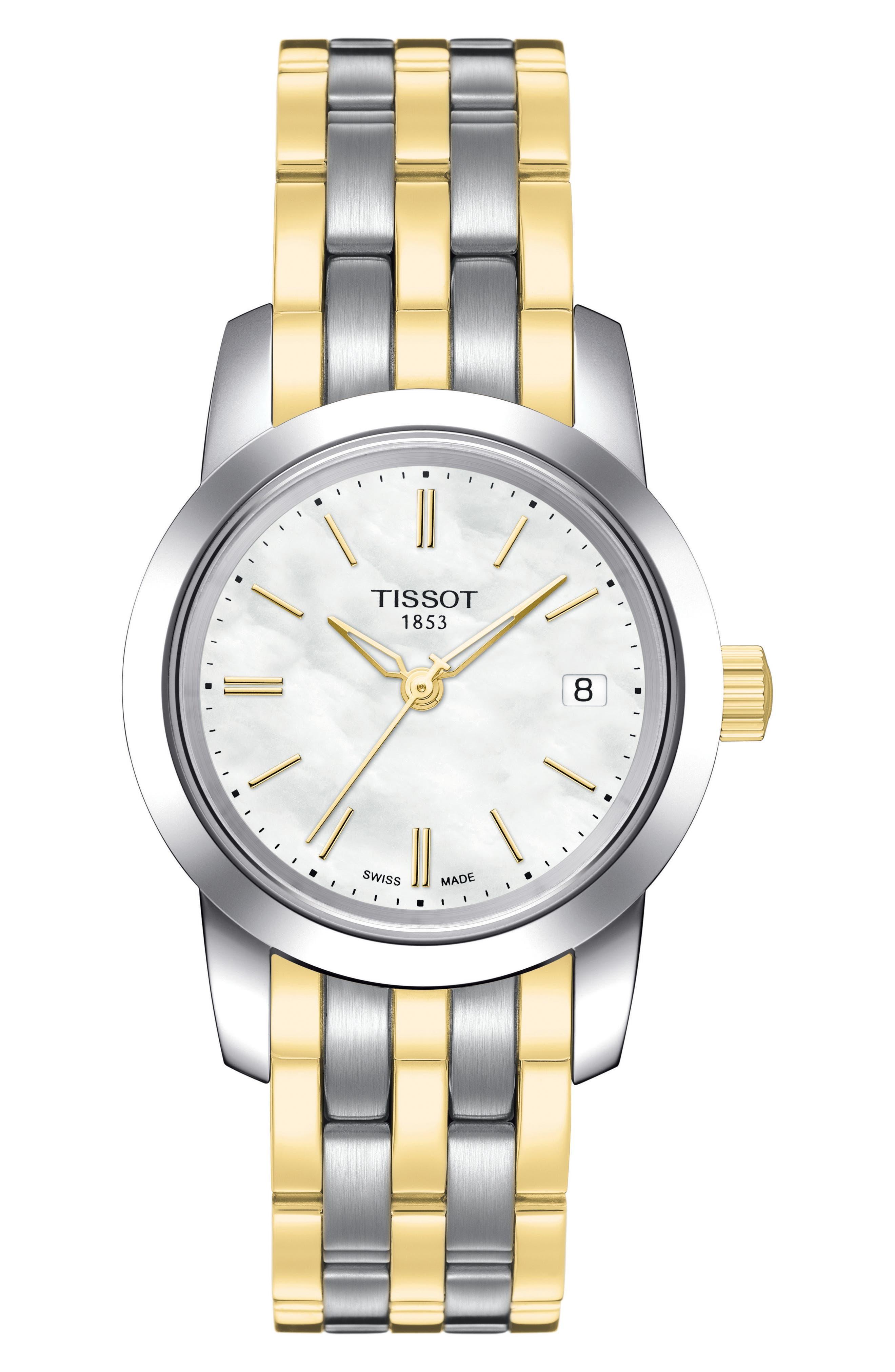 Main Image - Tissot Classic Dream Bracelet Watch, 28mm